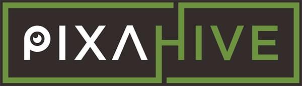 pixahive logo dark