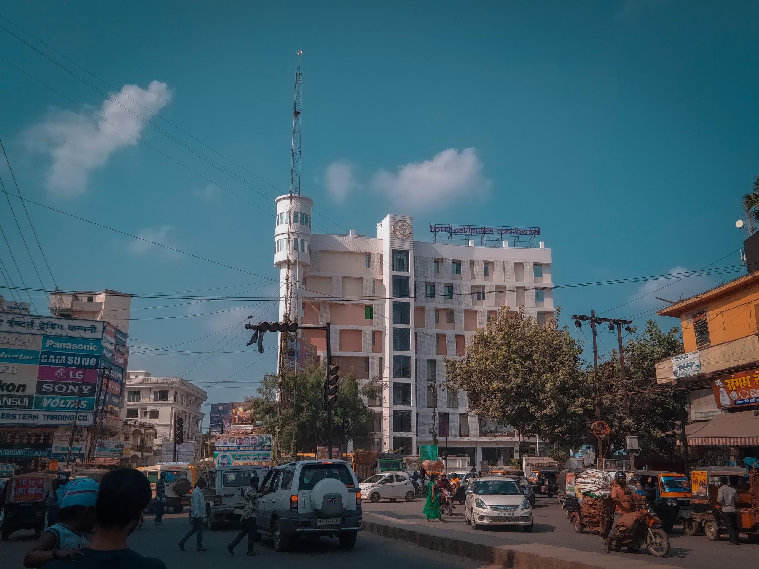 5-star hotel of Patna