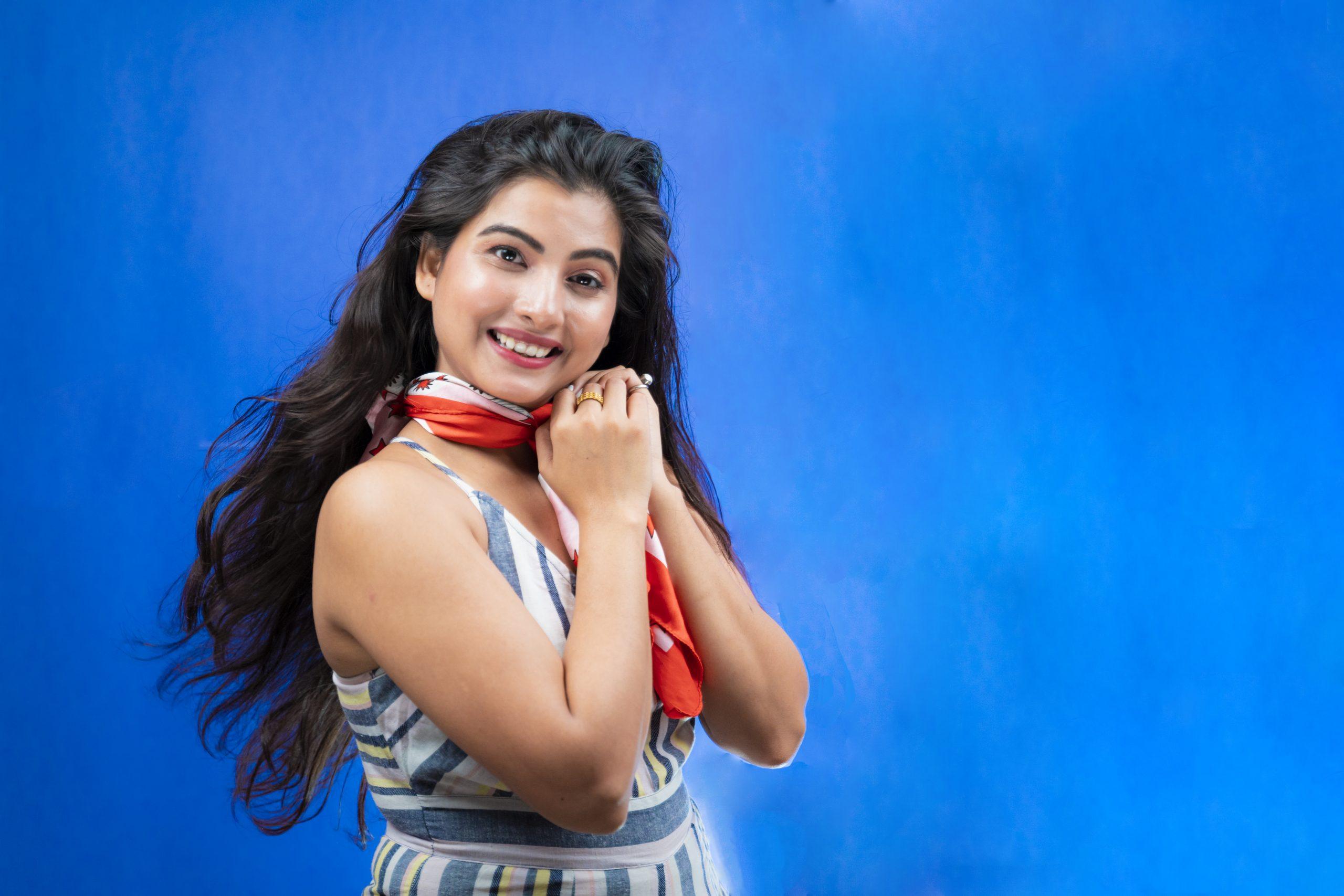 Indian happy girl