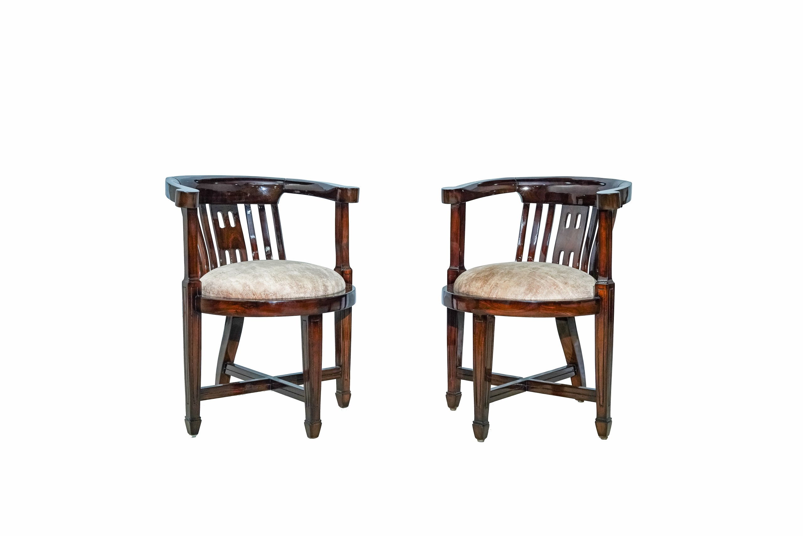 A Pair of Mini Chairs
