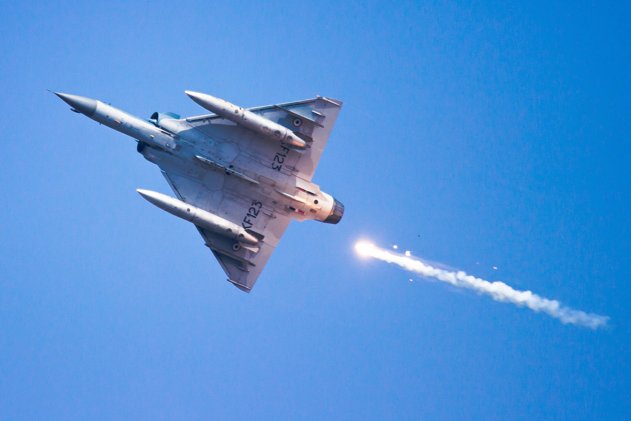 A fighter jet of Indian Air Force