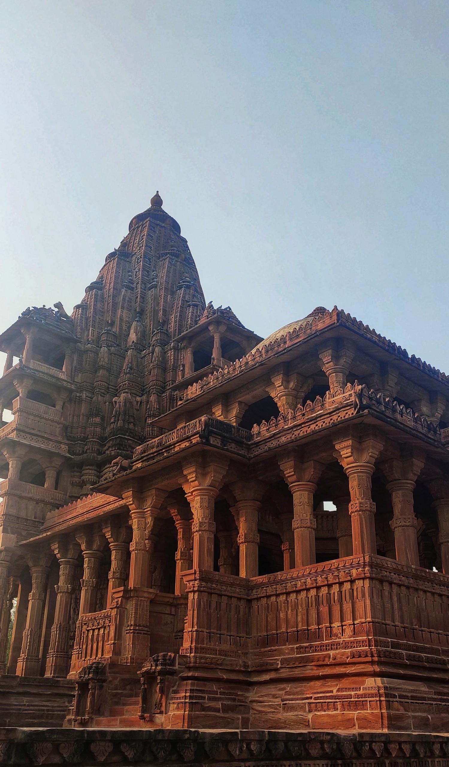 Ancient Temple Architecture