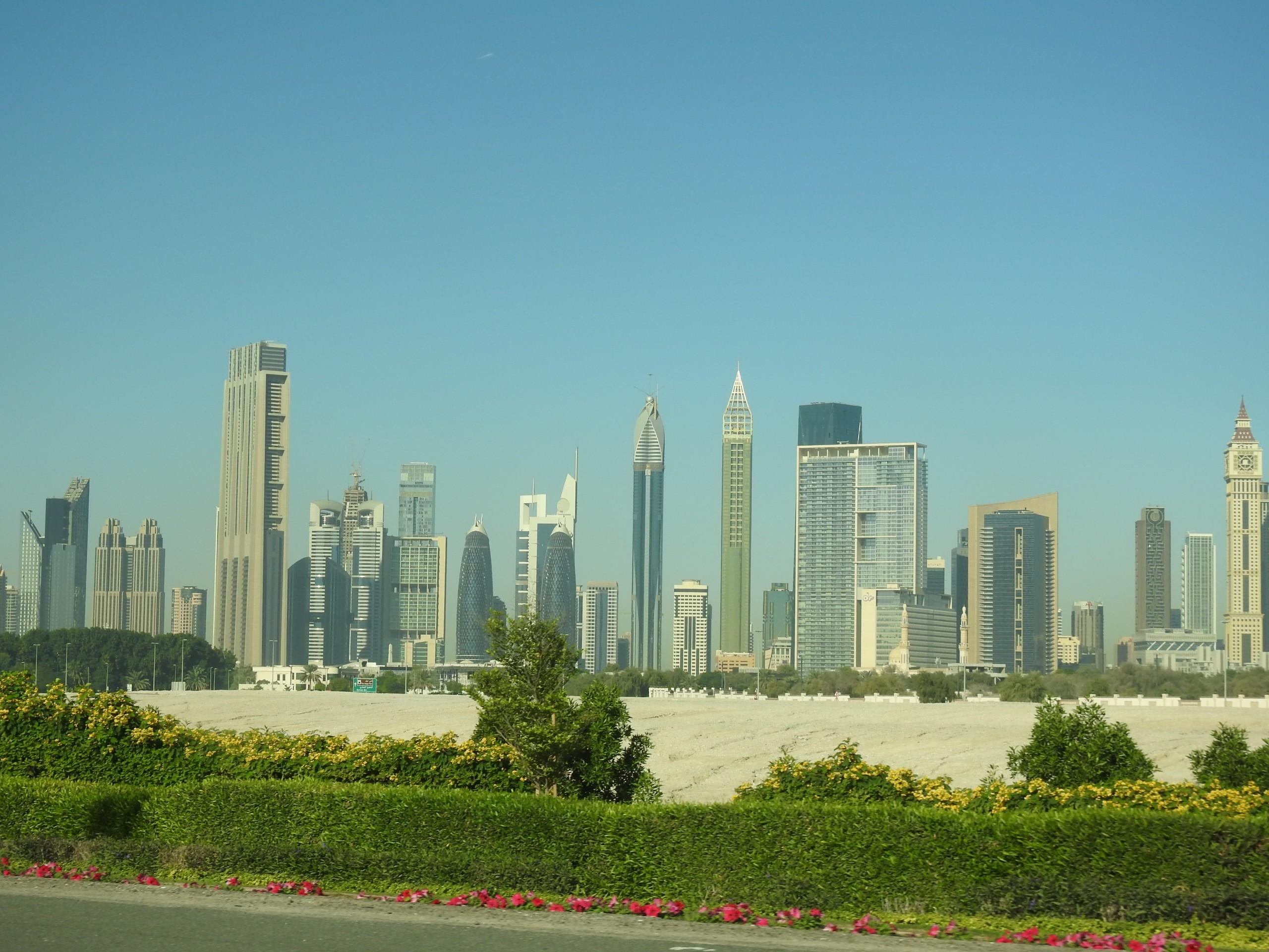 Architectural Marvel of Dubai