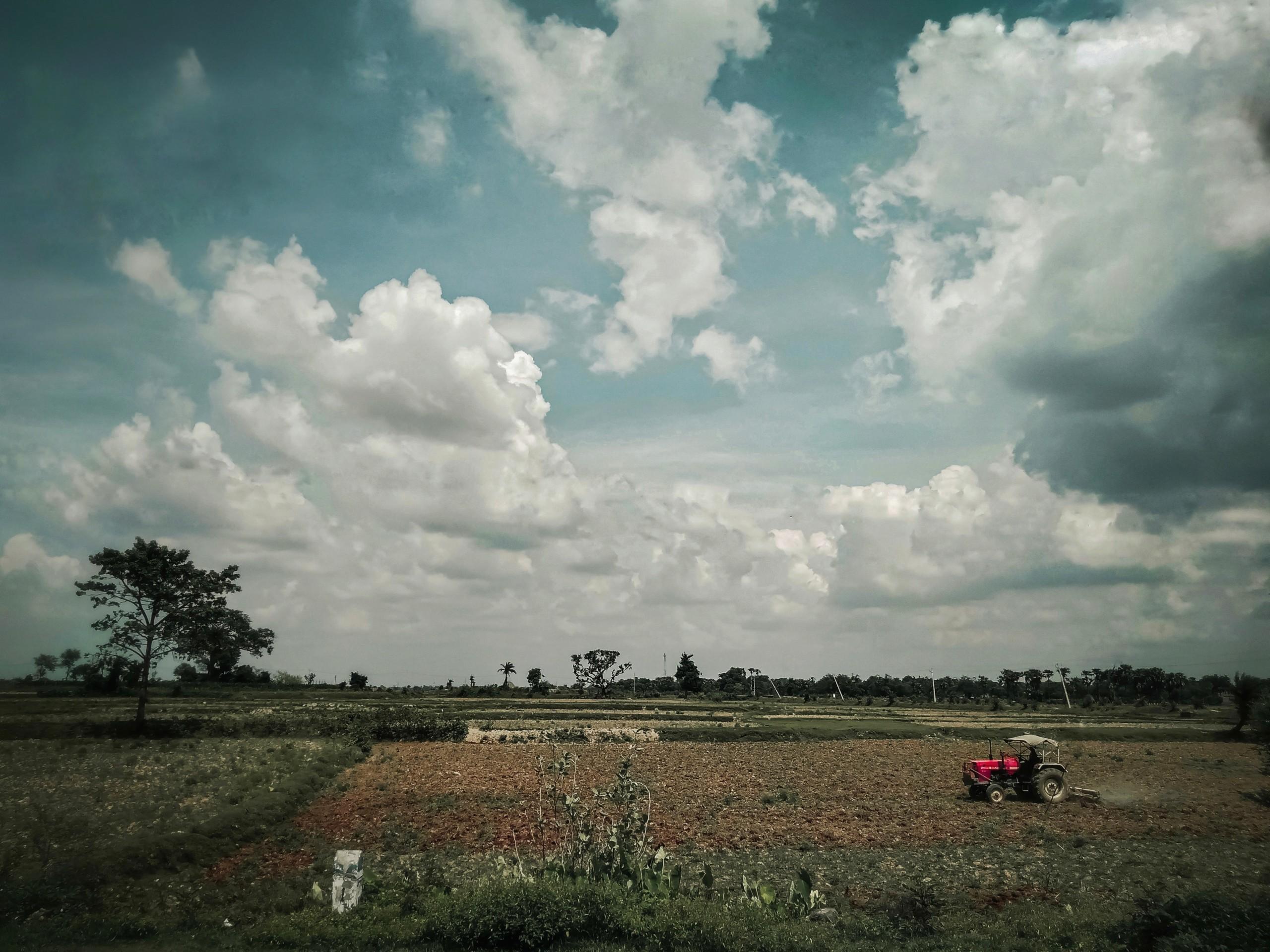 Arrival of Monsoon Season