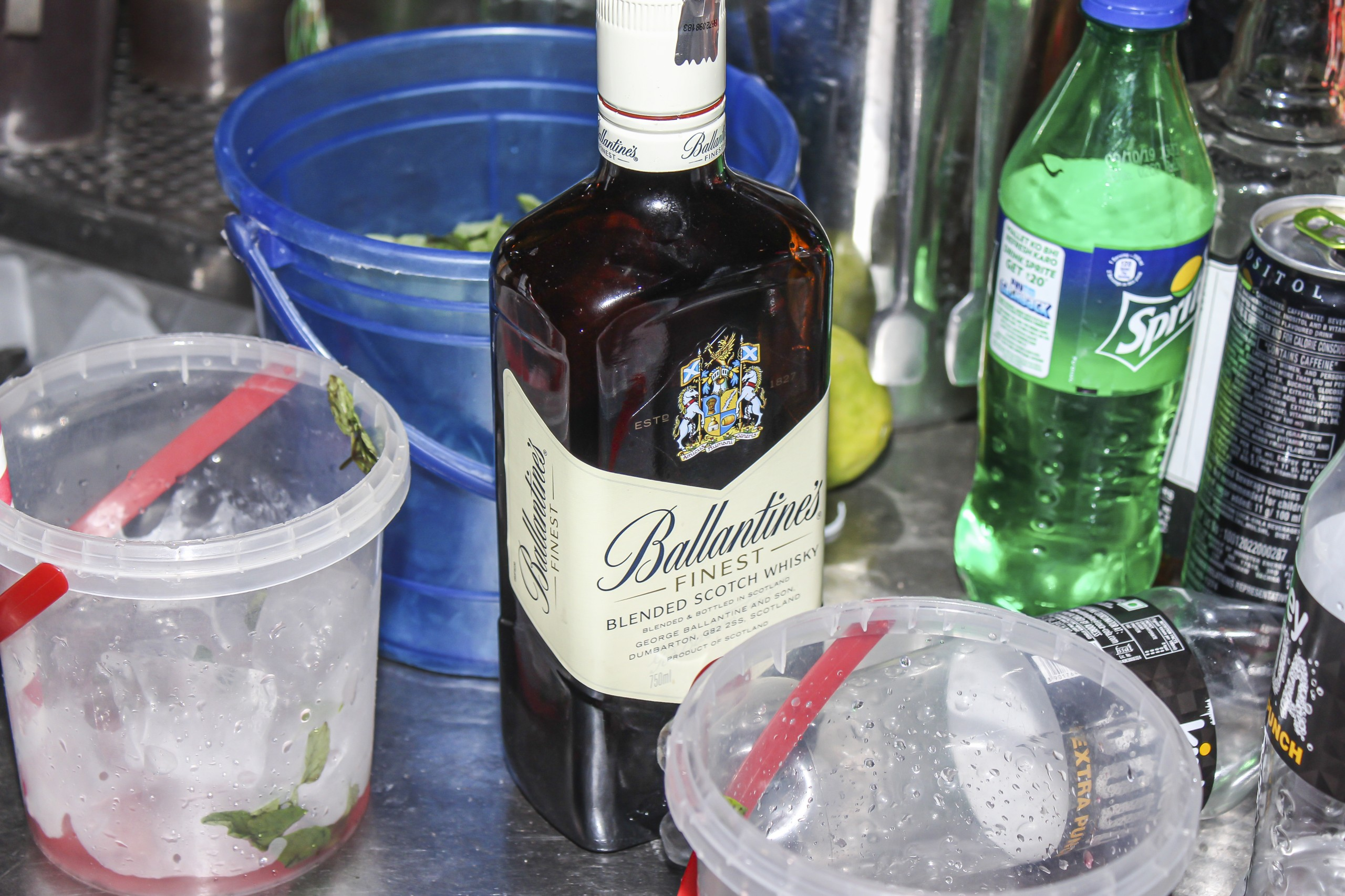 Coctail Making