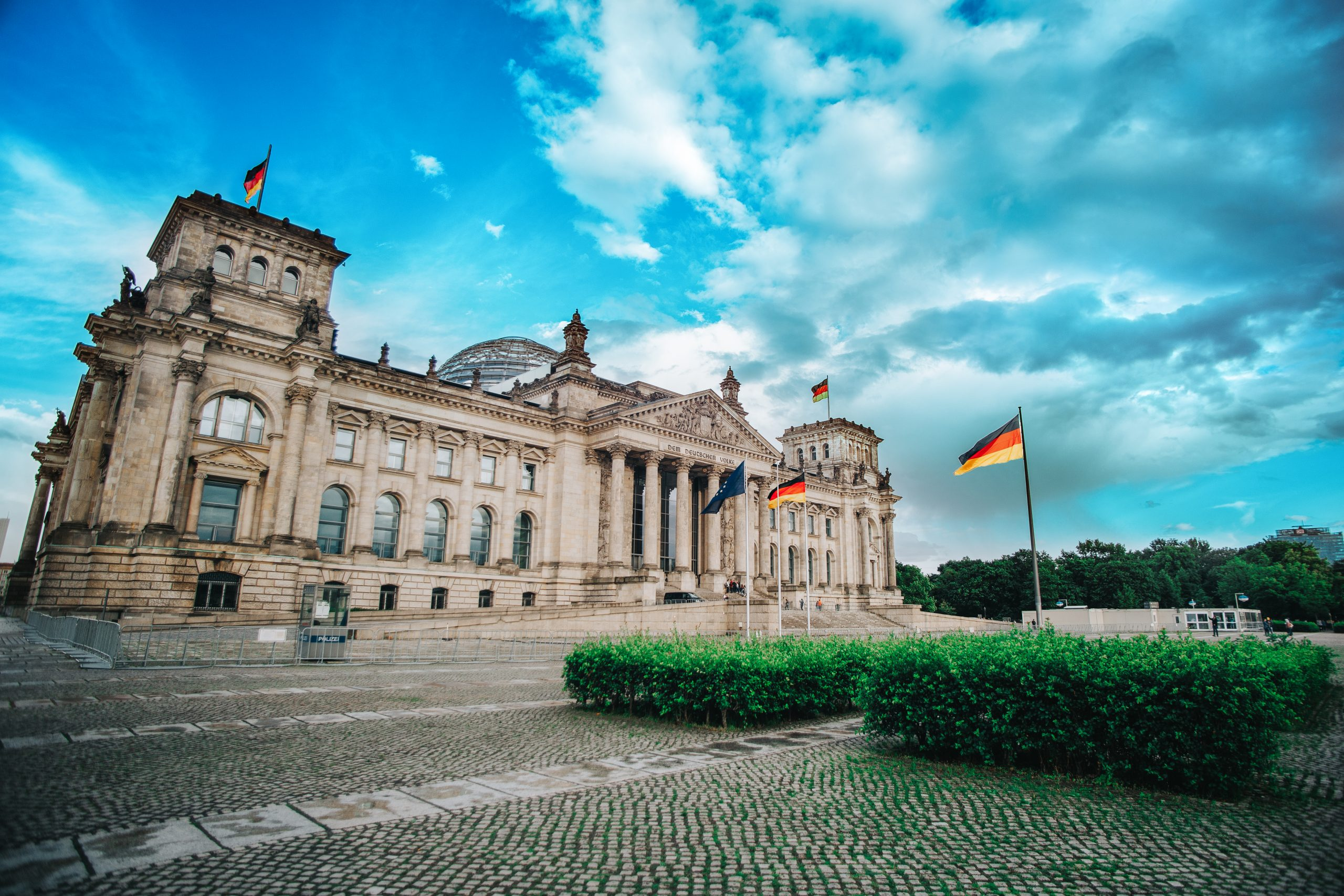 Berlin Government House