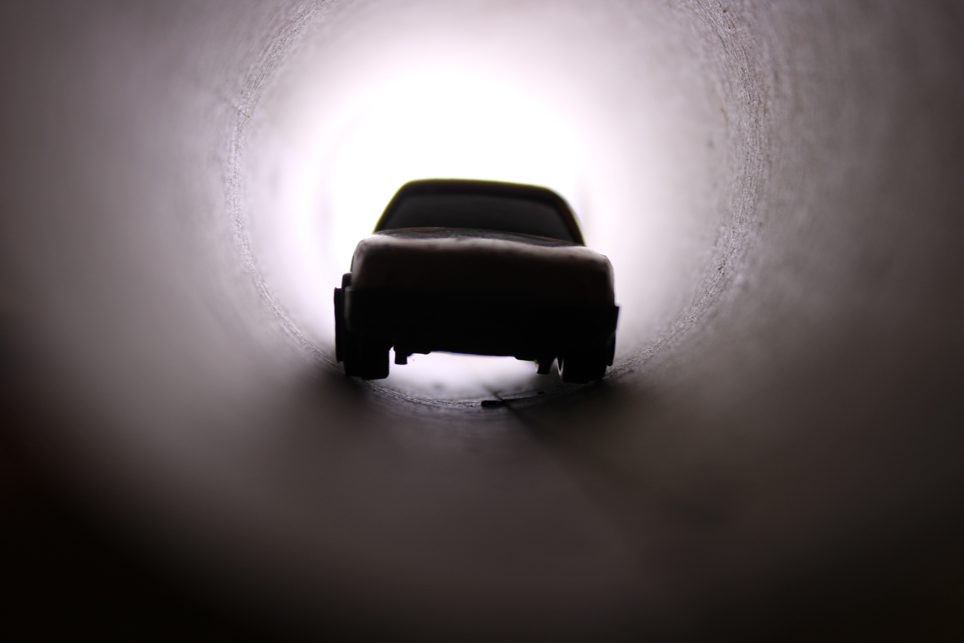 Car in a Tunnel