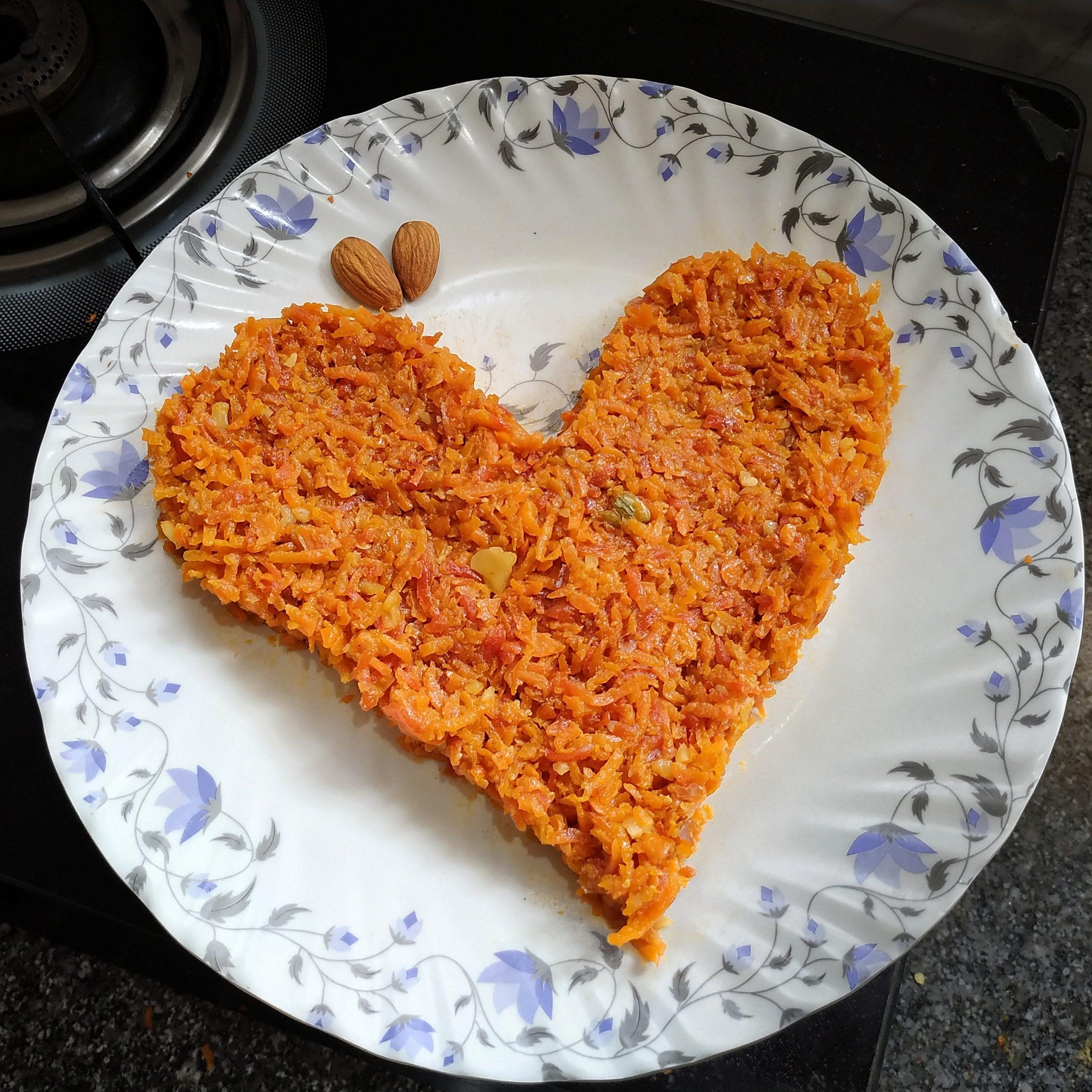 Gajar Ka Halwa carrot dessert