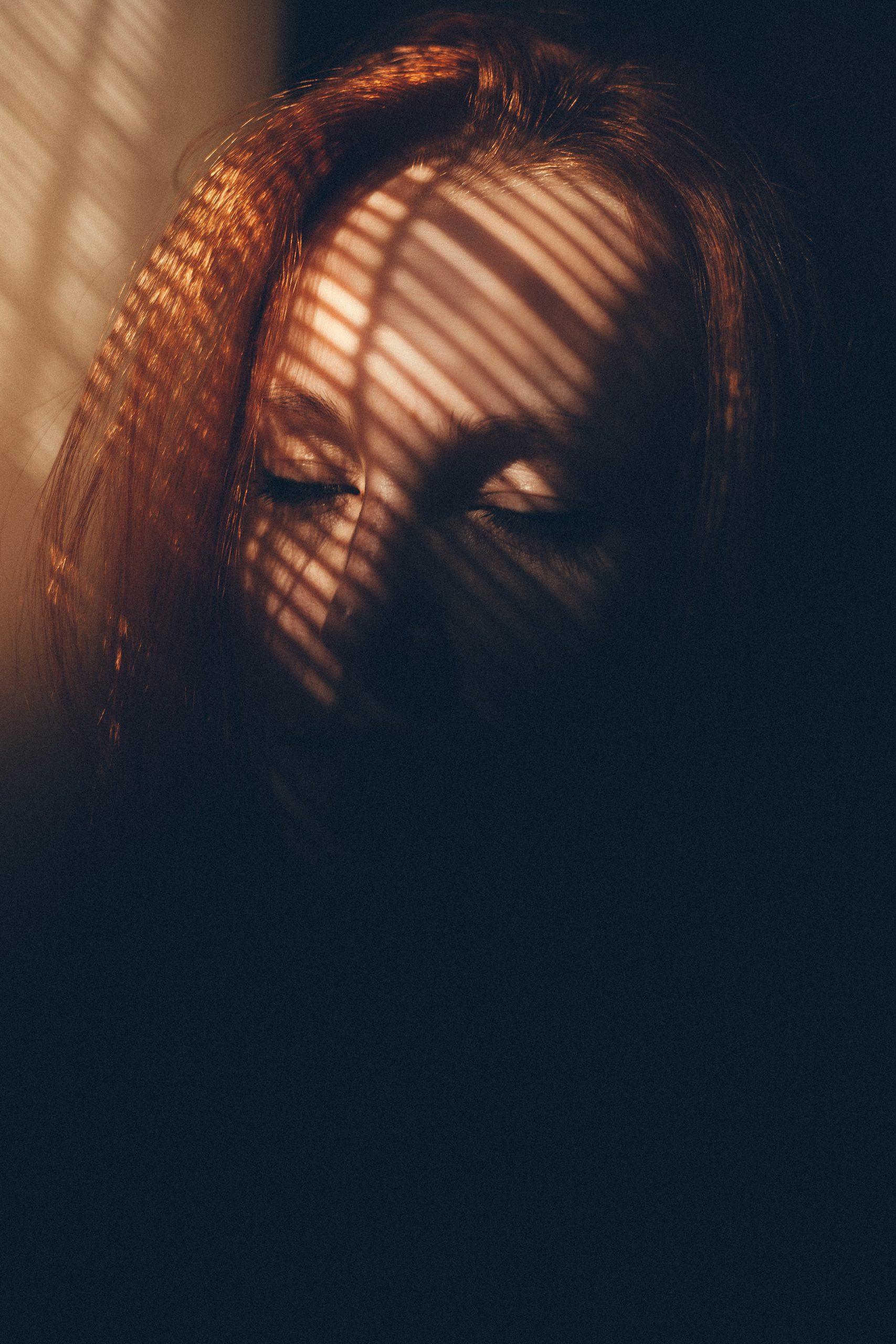 Closeup Portrait of a Girl