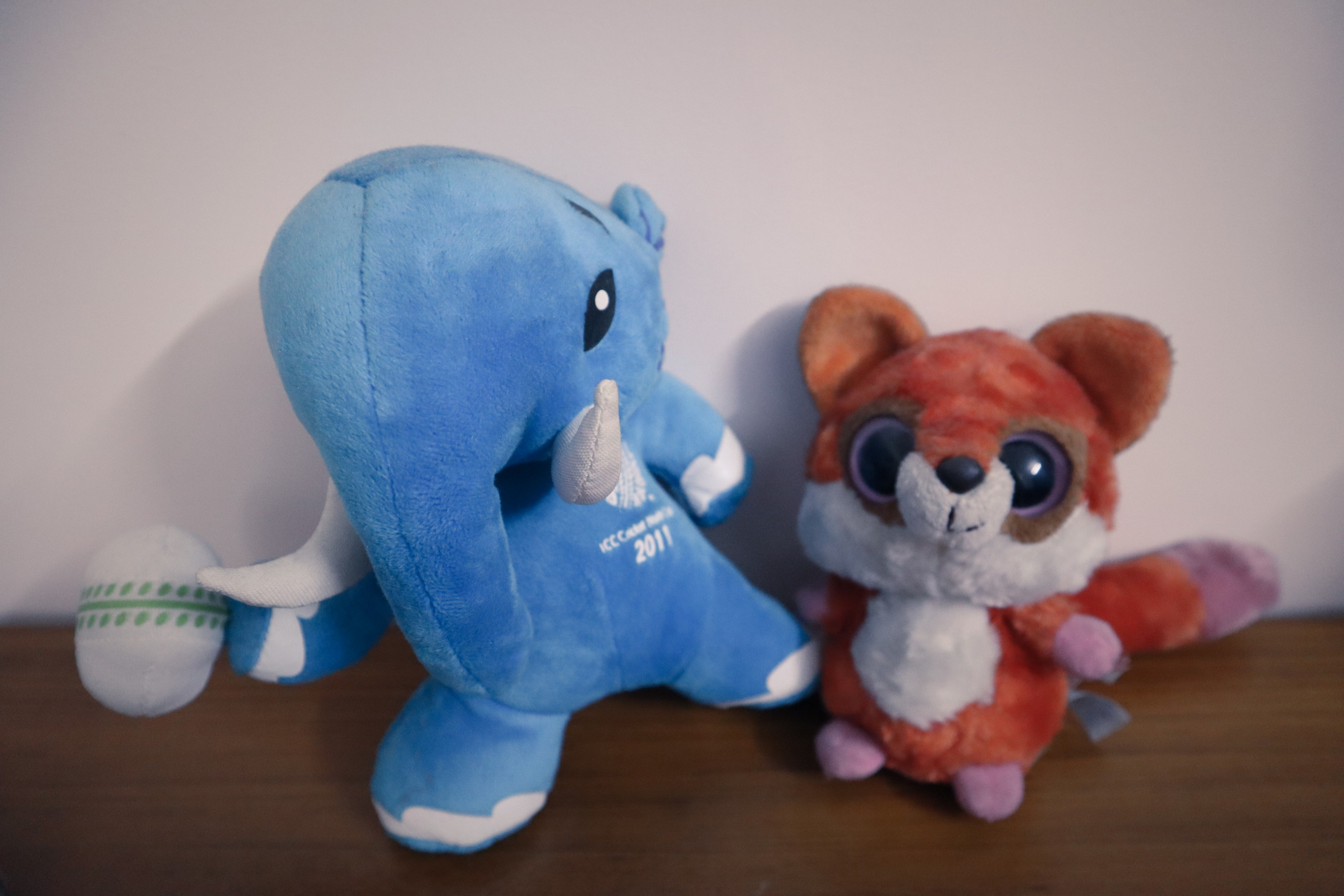 Elephant & Chipmunk – Stuff Toys