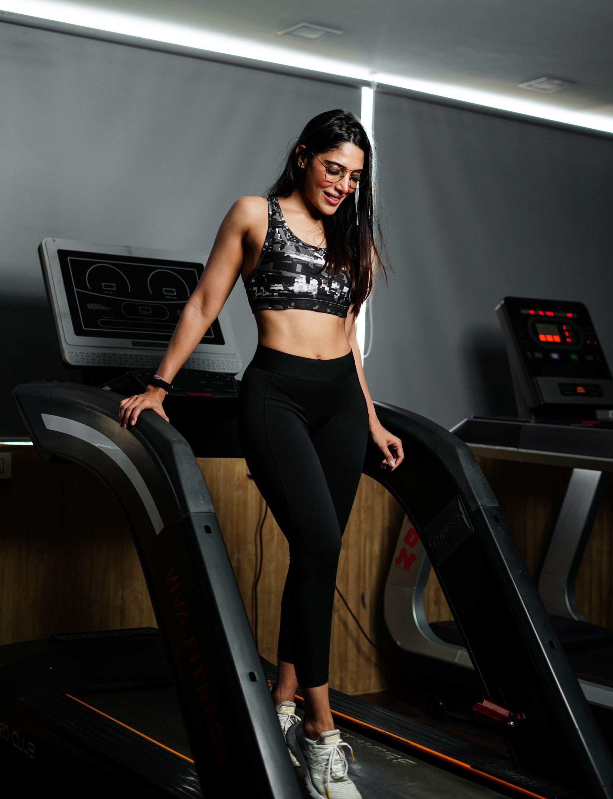 Fitness model in Treadmill
