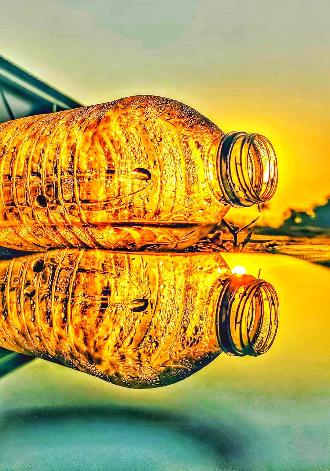 Floating Water Bottle