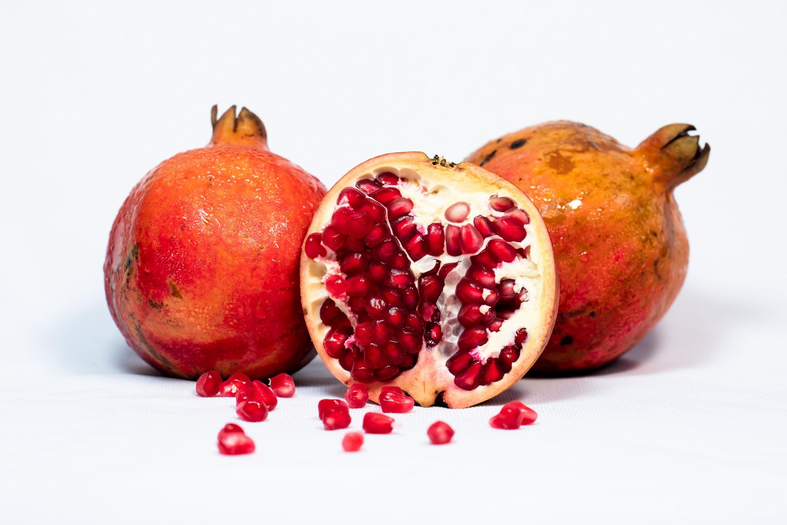 Fresh Pomegranates to Eat