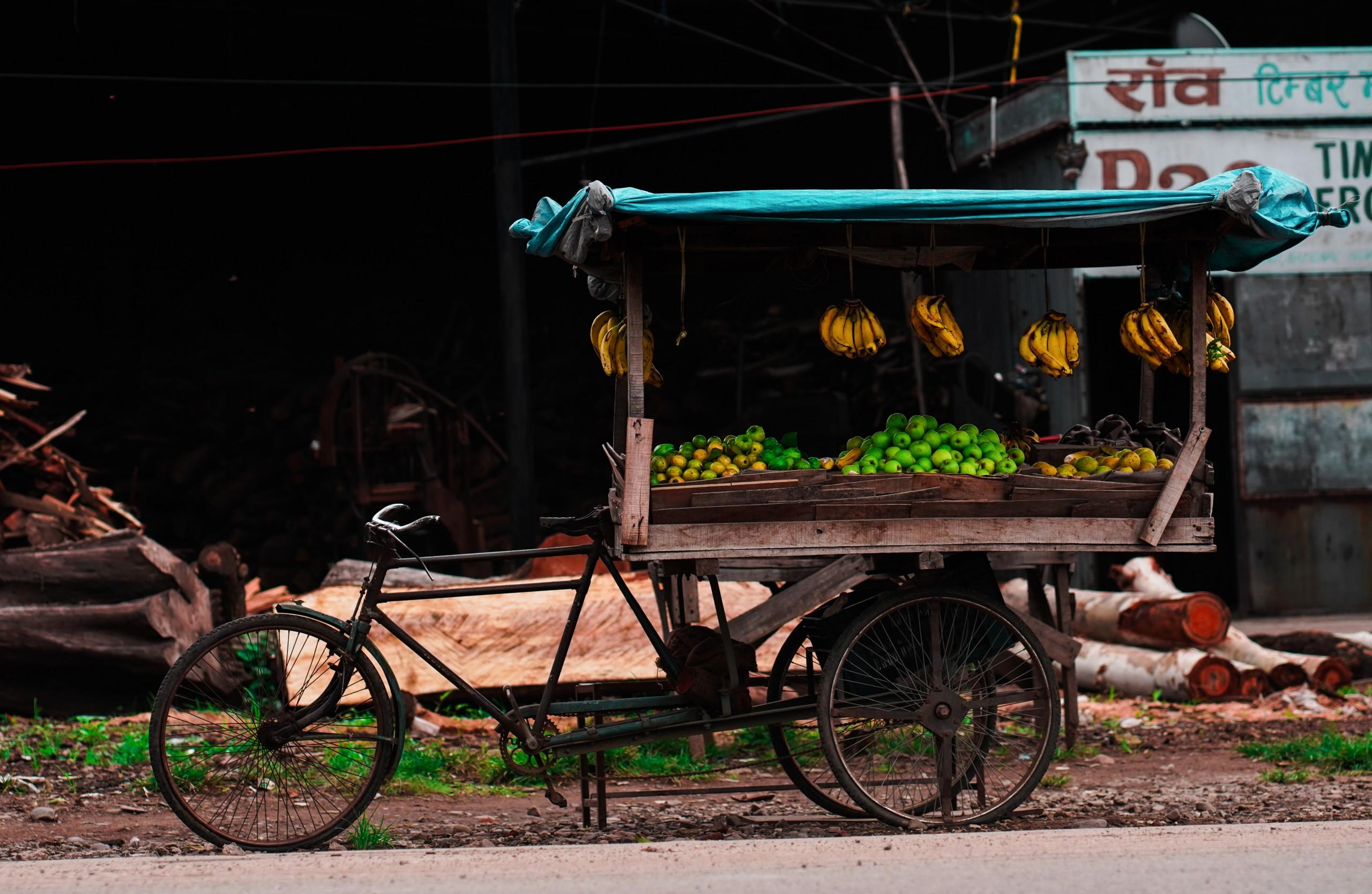 Fruit Vending Cycle