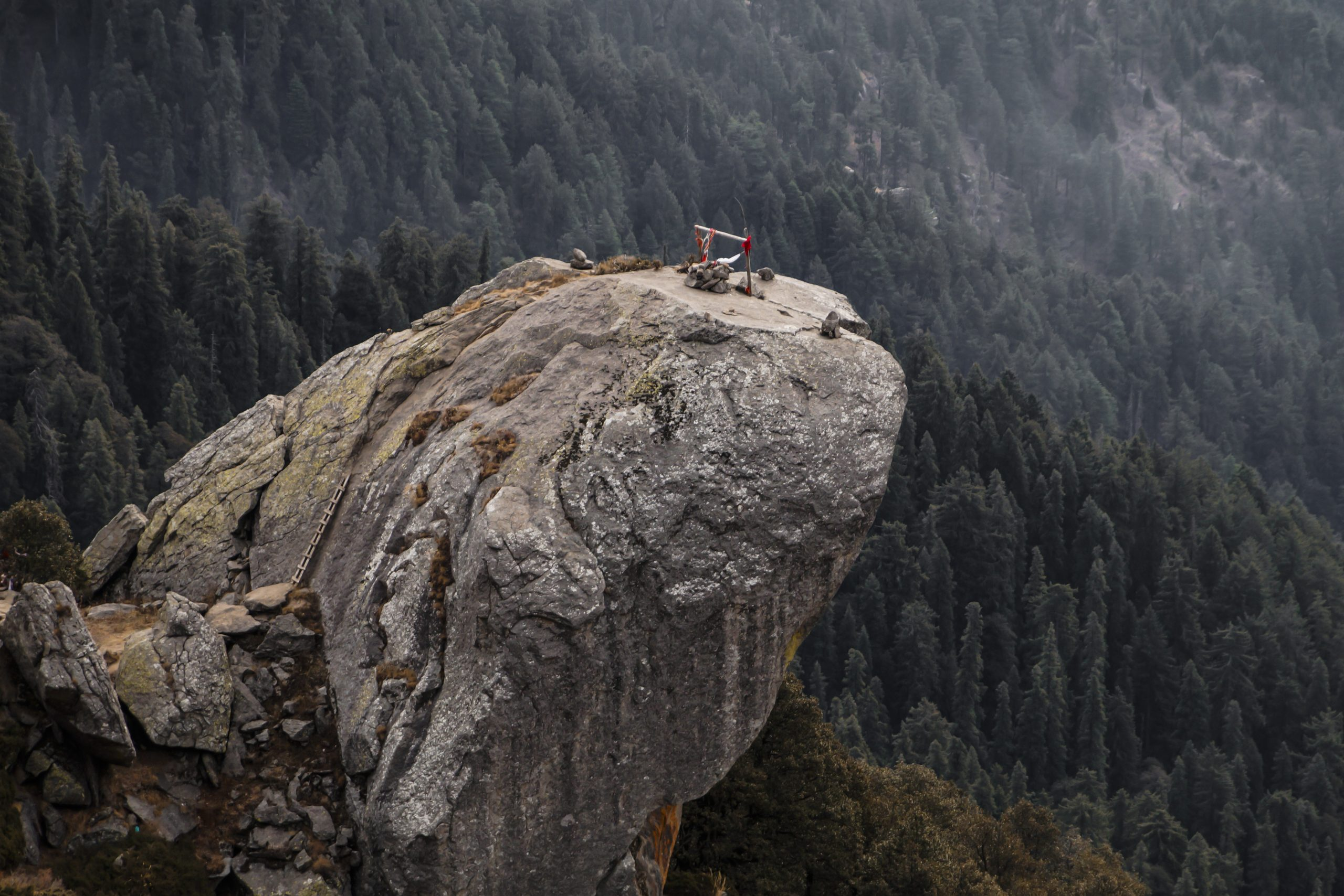 Giant Rock Formation