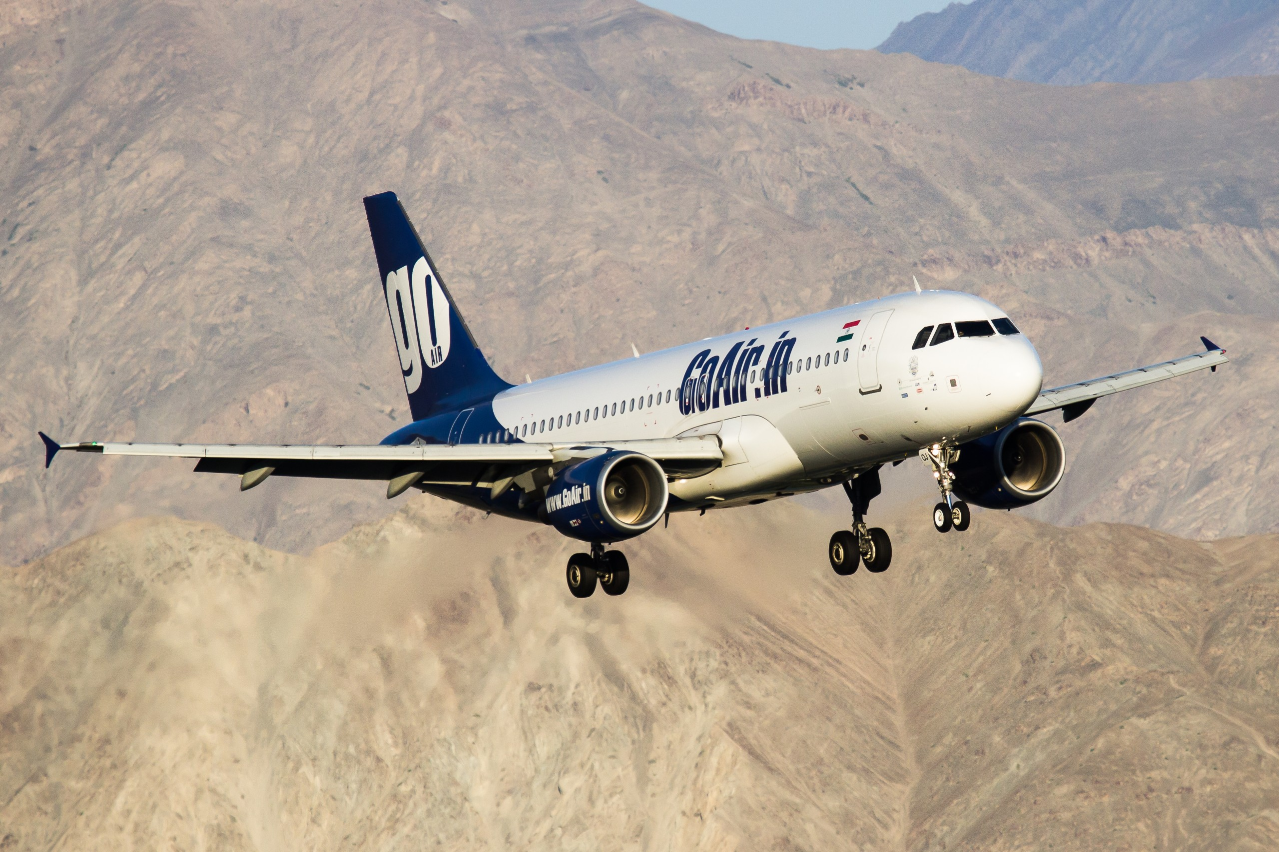 GoAir Commercial Airlines