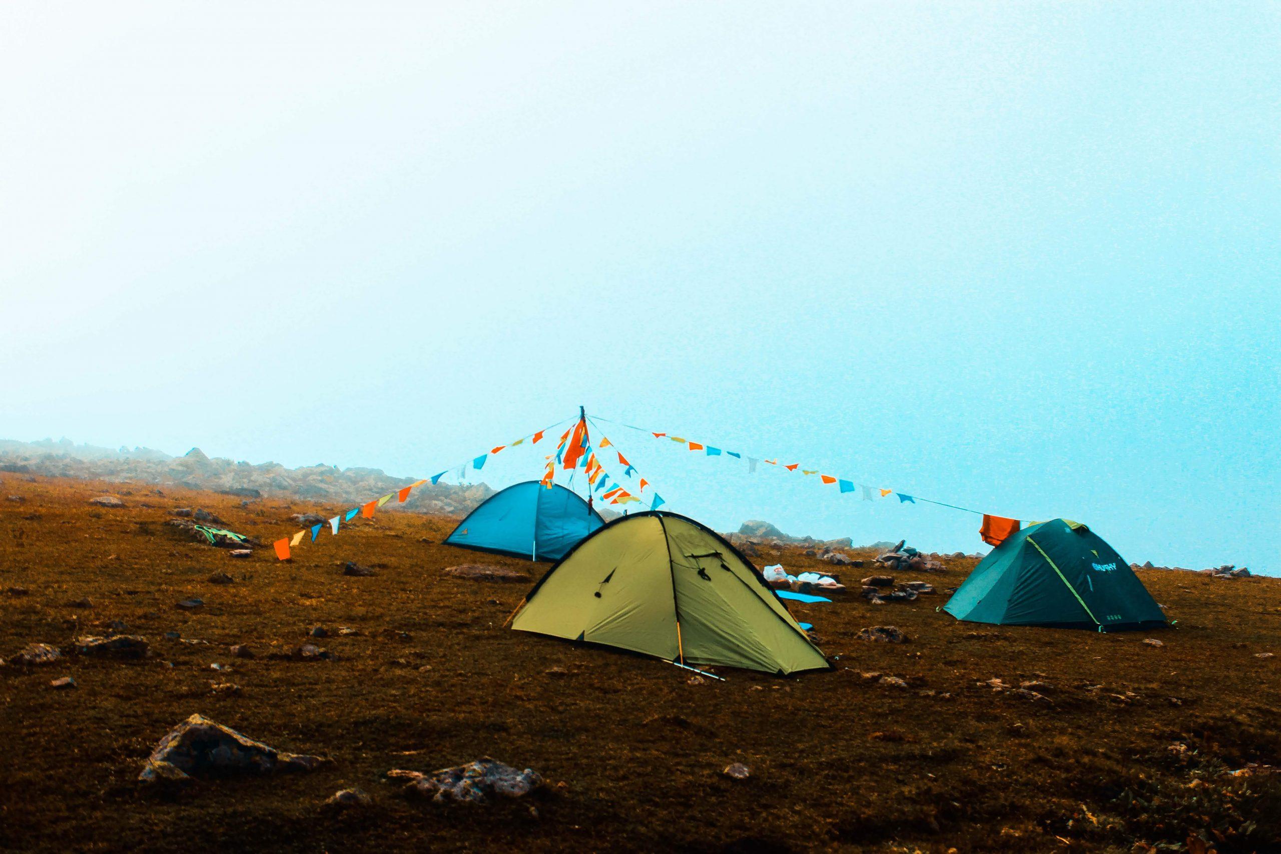 Highland campers