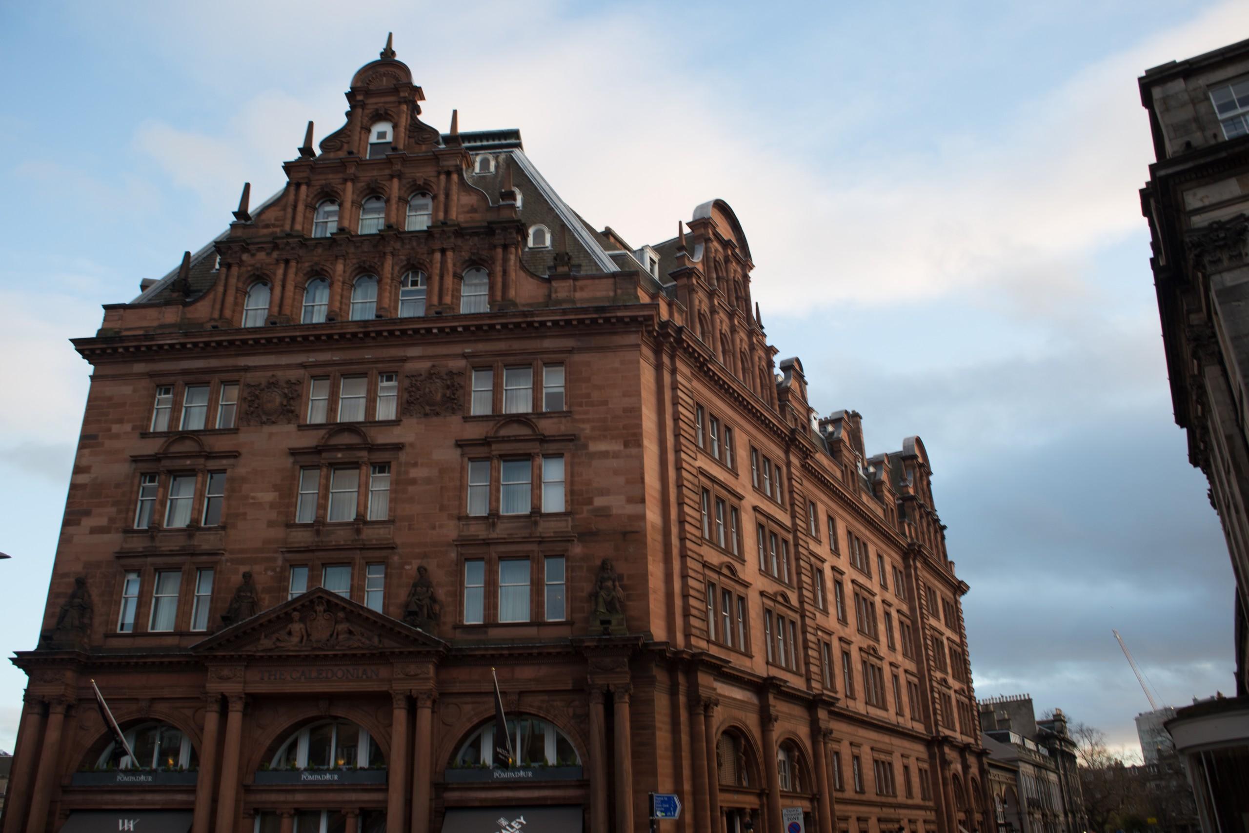 Hotel in UK