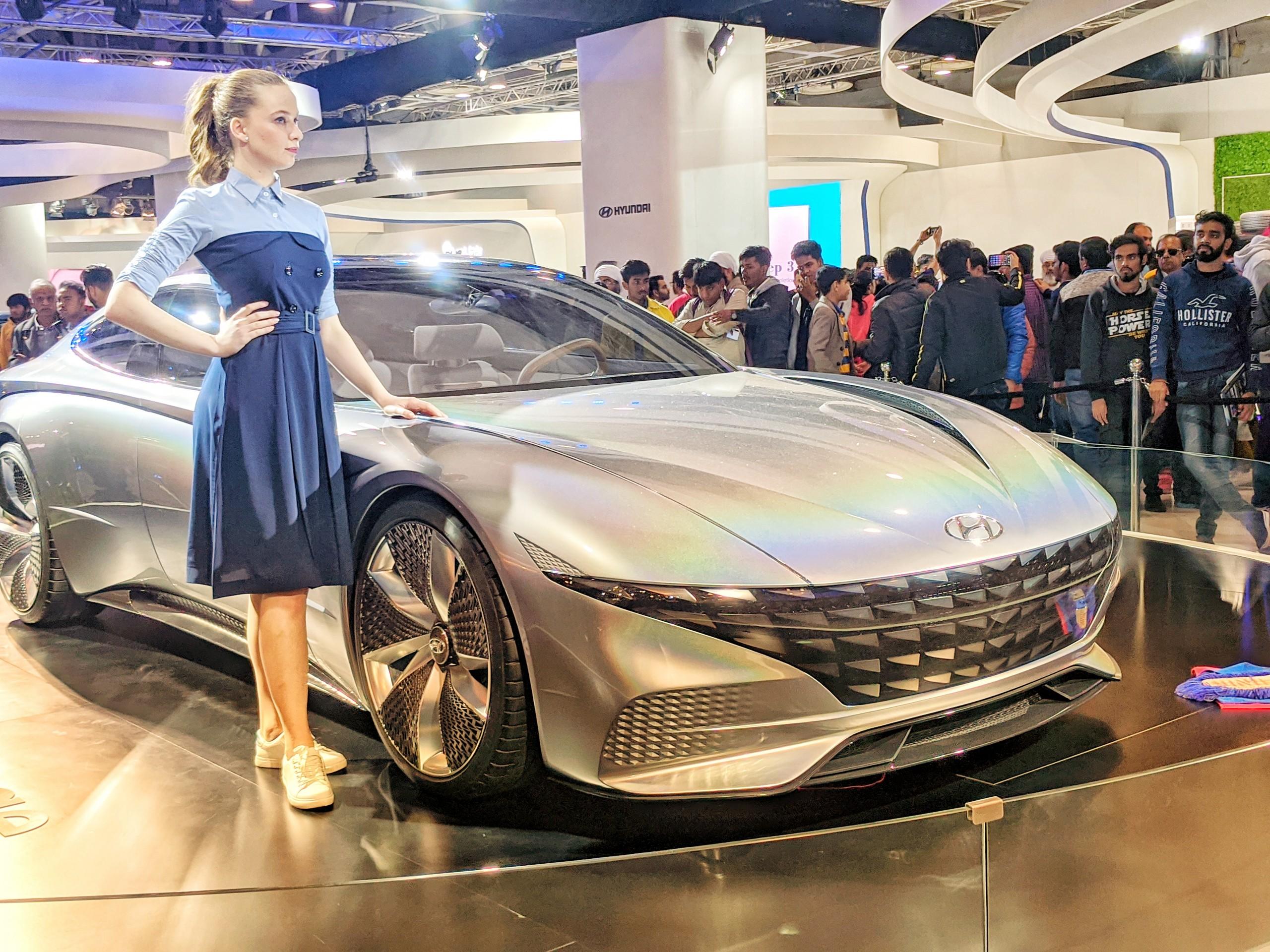 Hyundai Electric Car