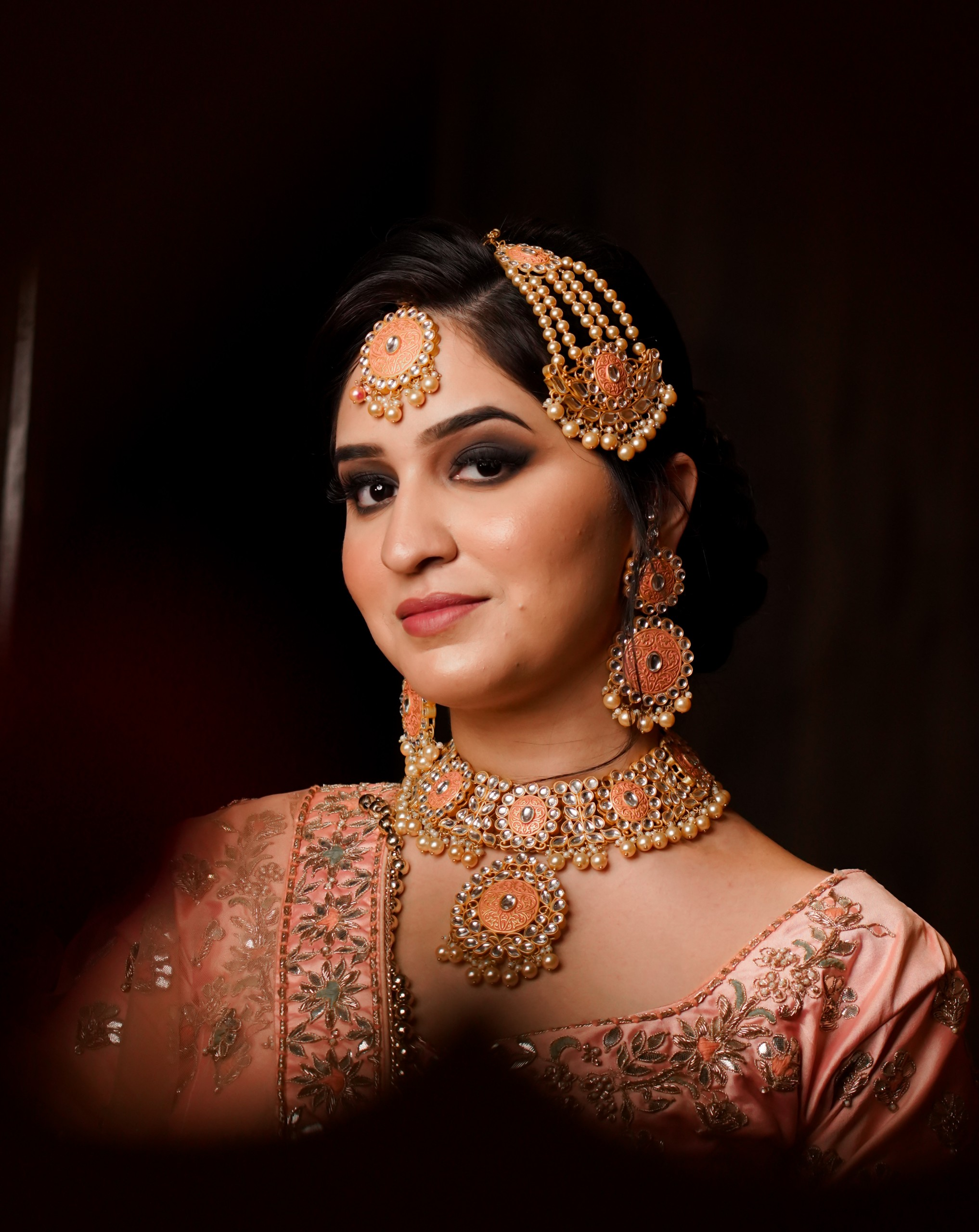 Indian Bride on Focus