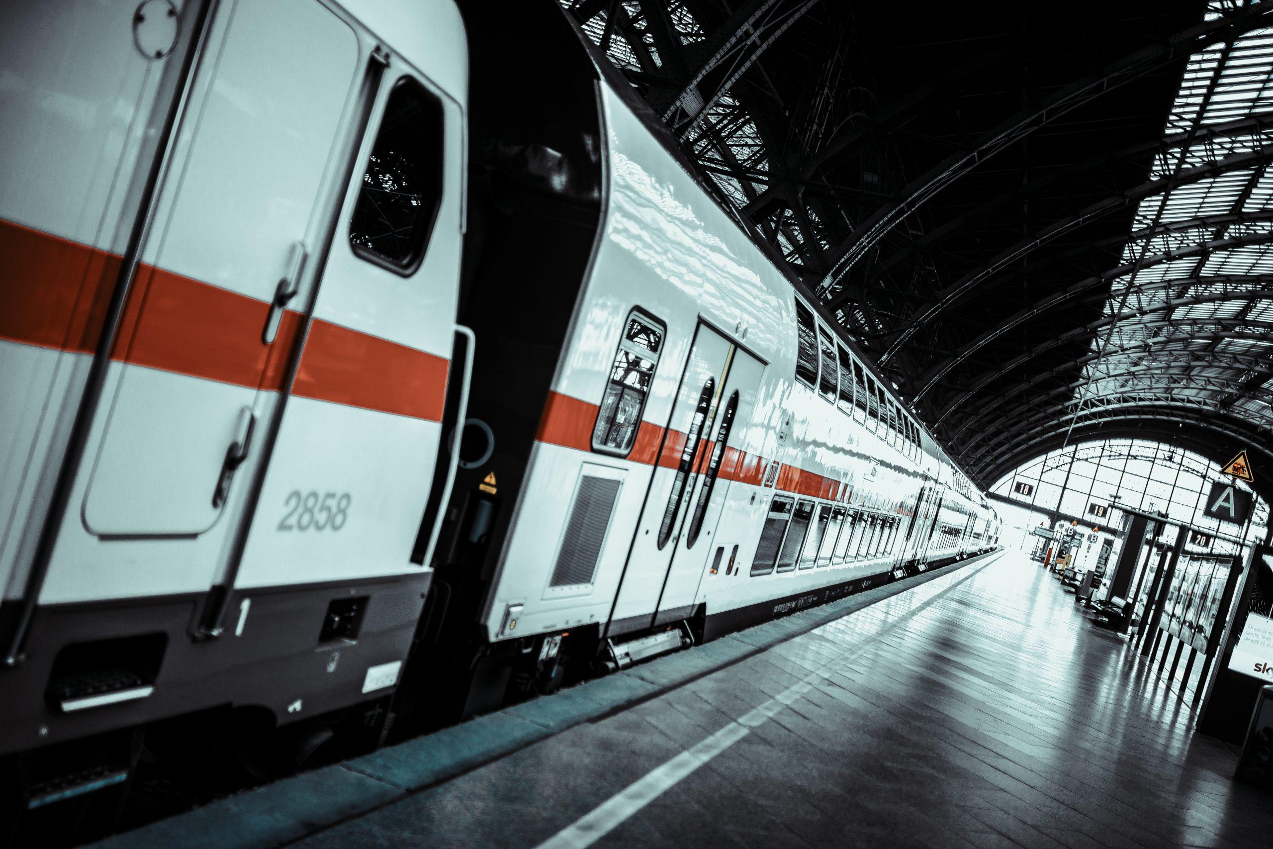 Leipzig Train
