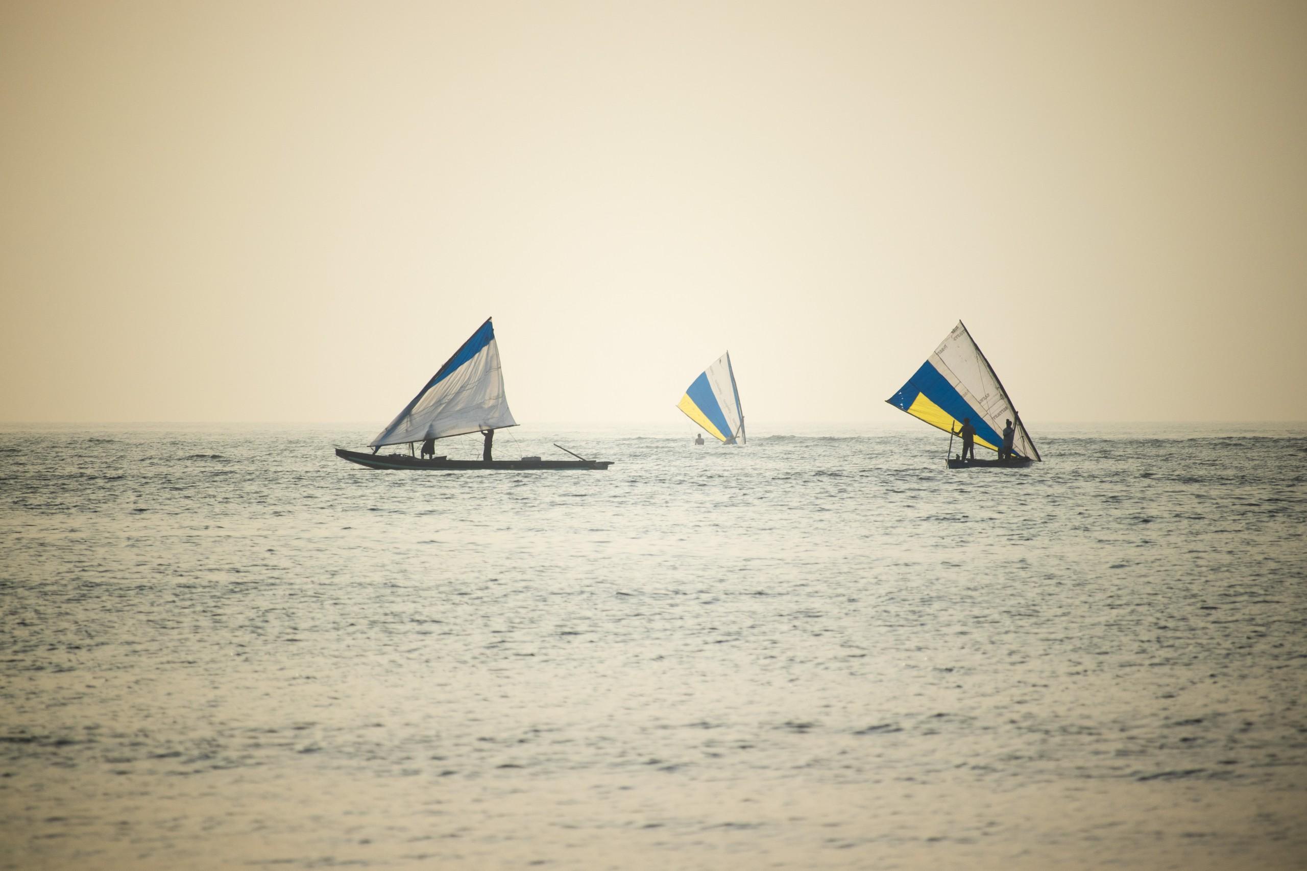 boats, sailing