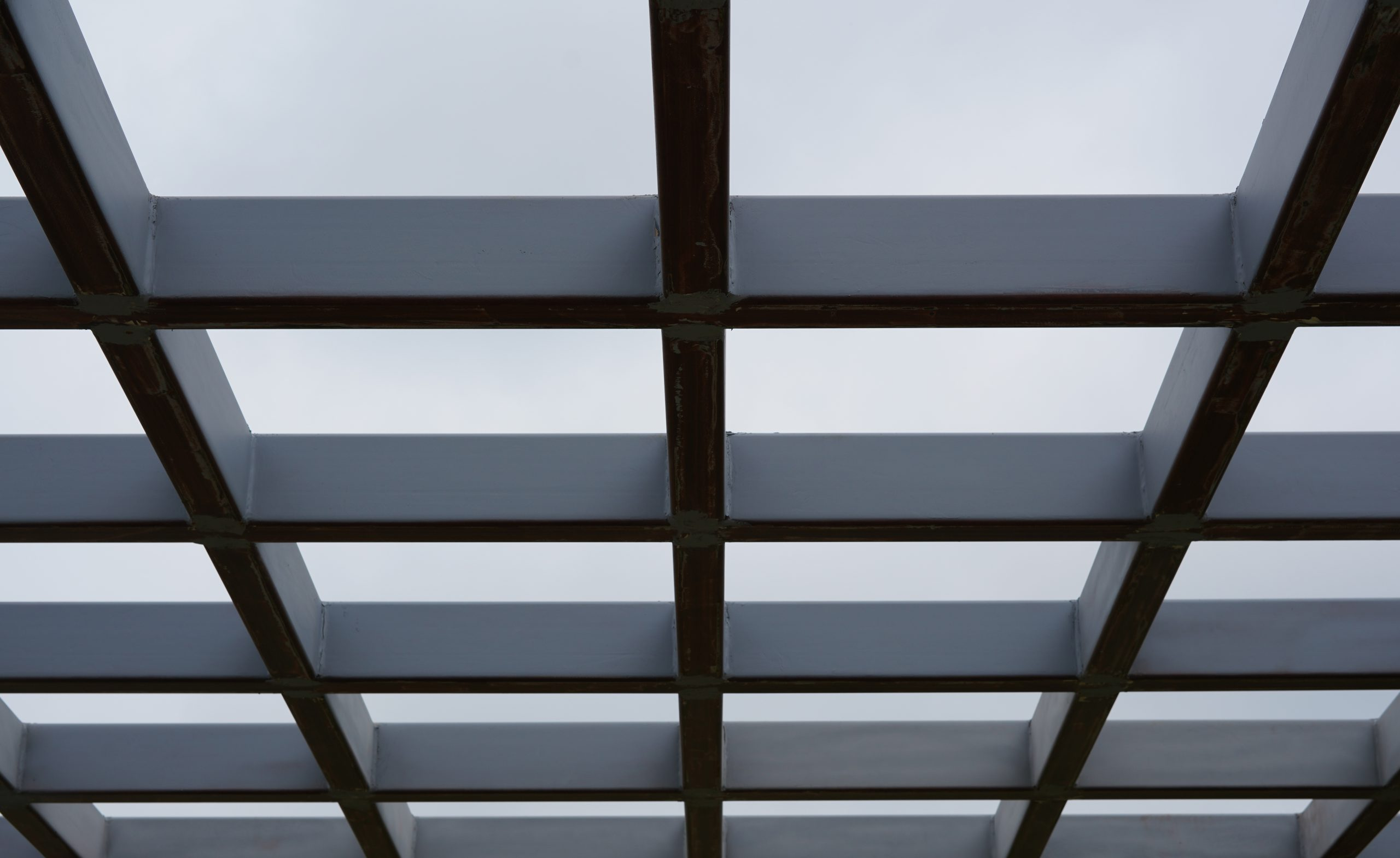Ceiling Line Support Structure