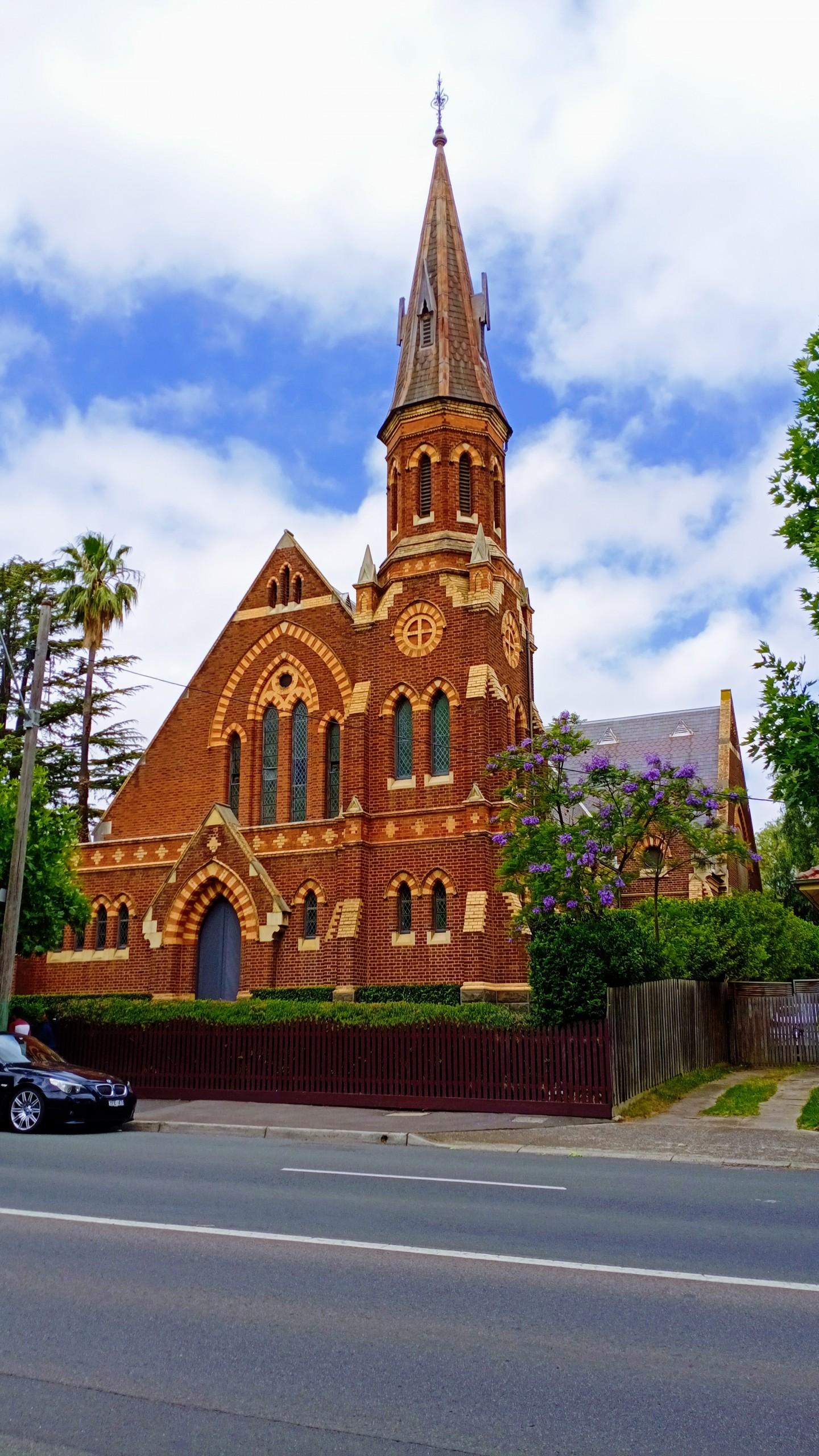 Artistic Church Architecture