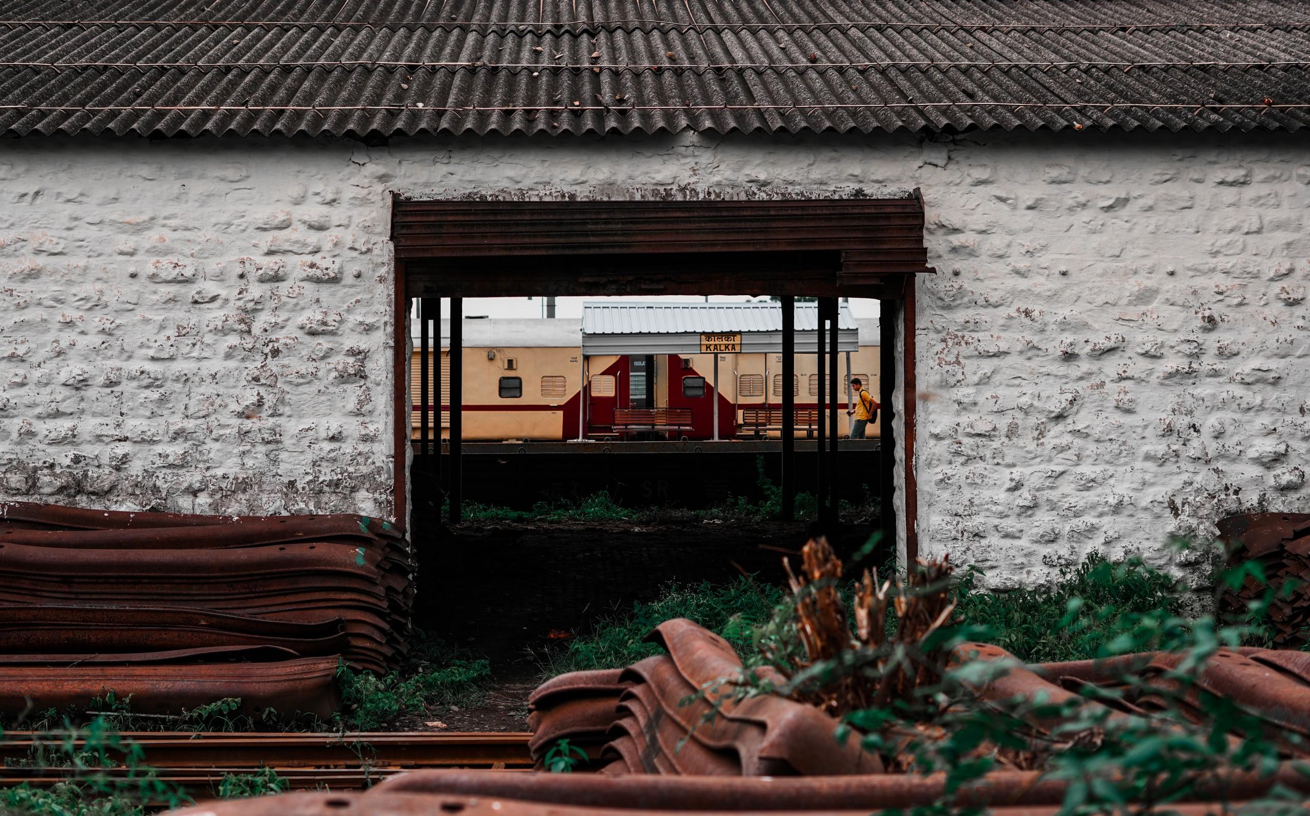 Old Rail Garage