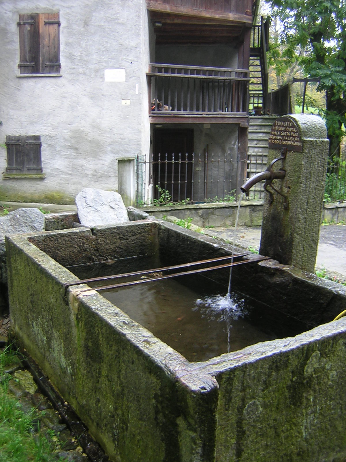 Old Water