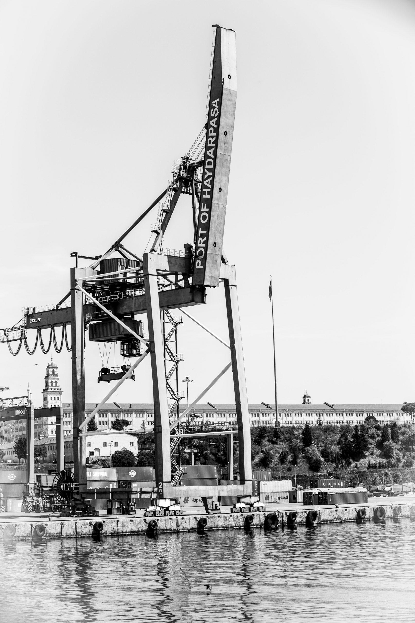 port of haydarpasa, istanbul