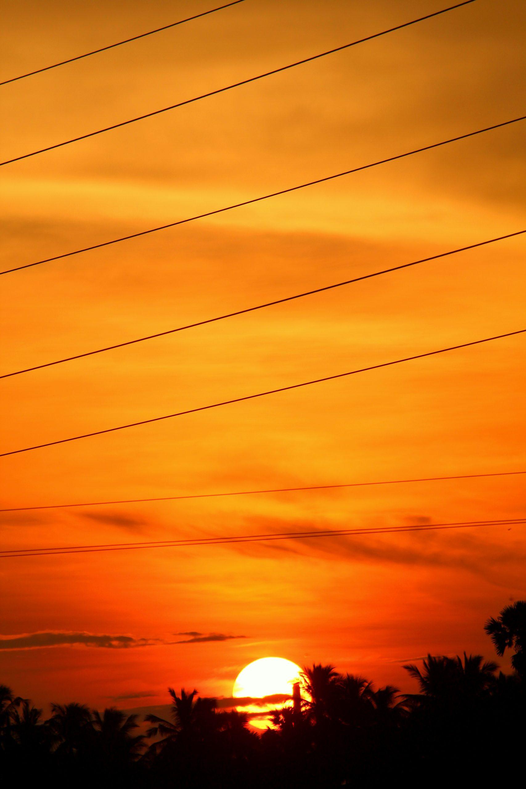 Potrait Sunrise