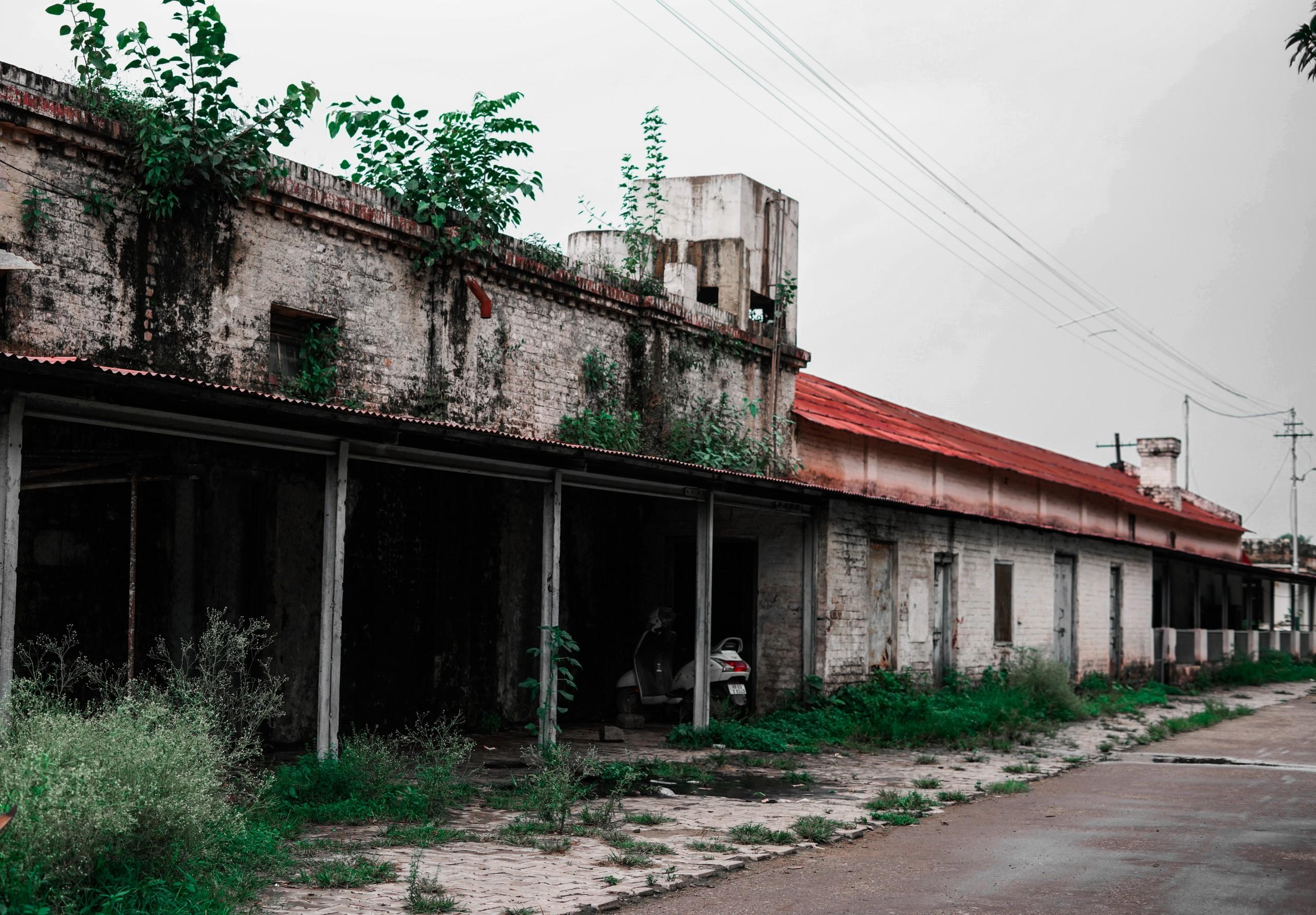 Railway Employee's Houses