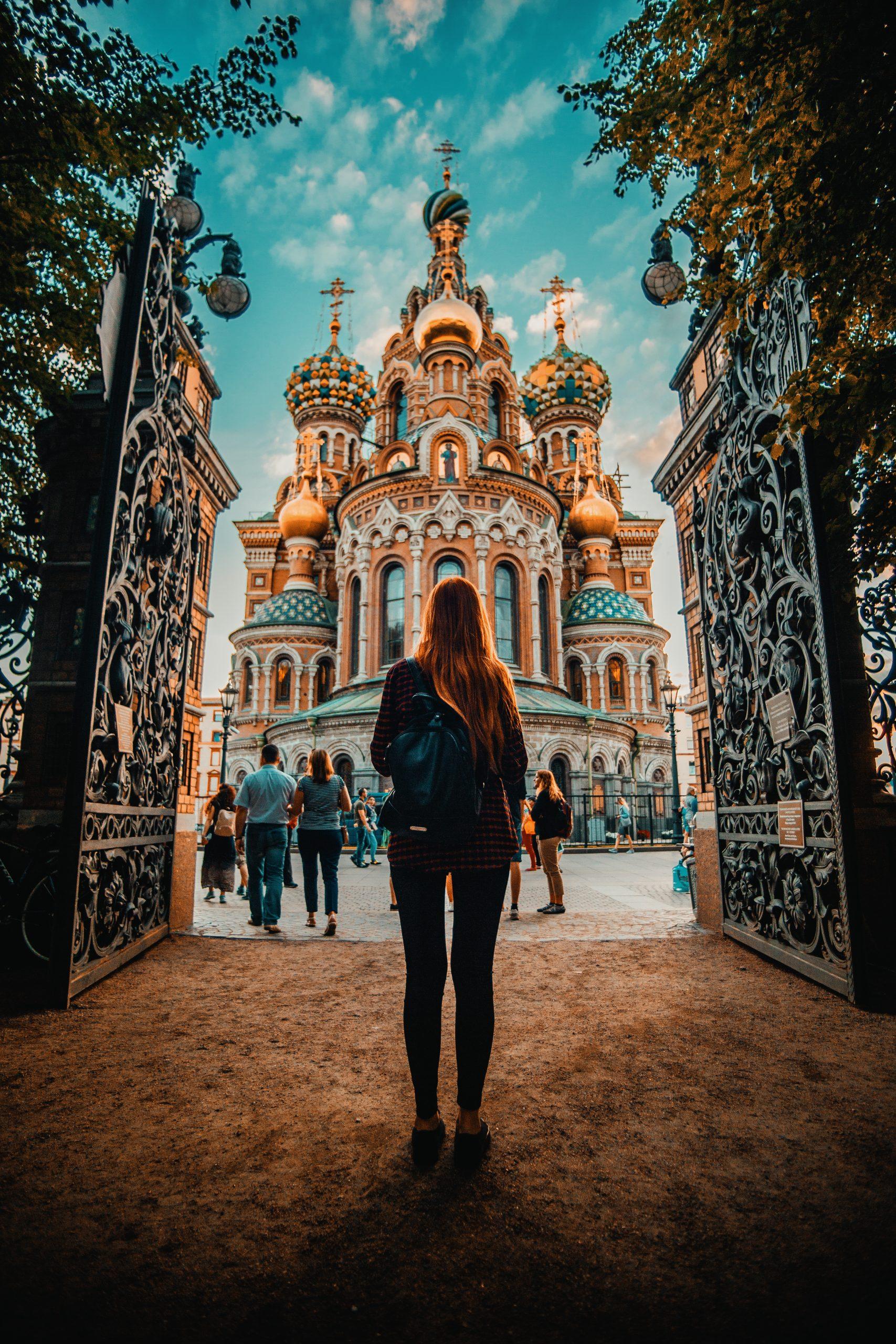 Saint Petersburg Chuch