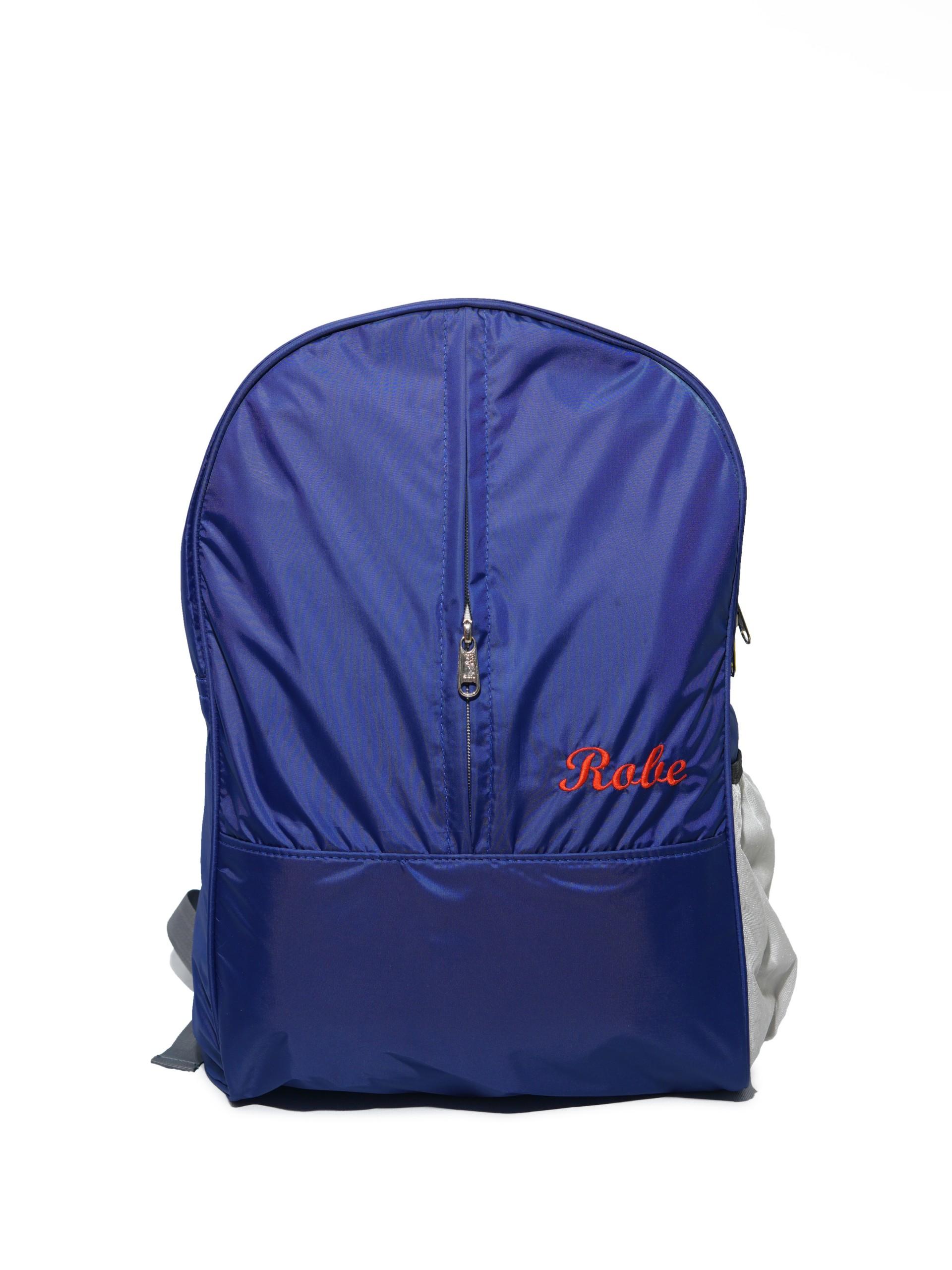 School Bag in white background