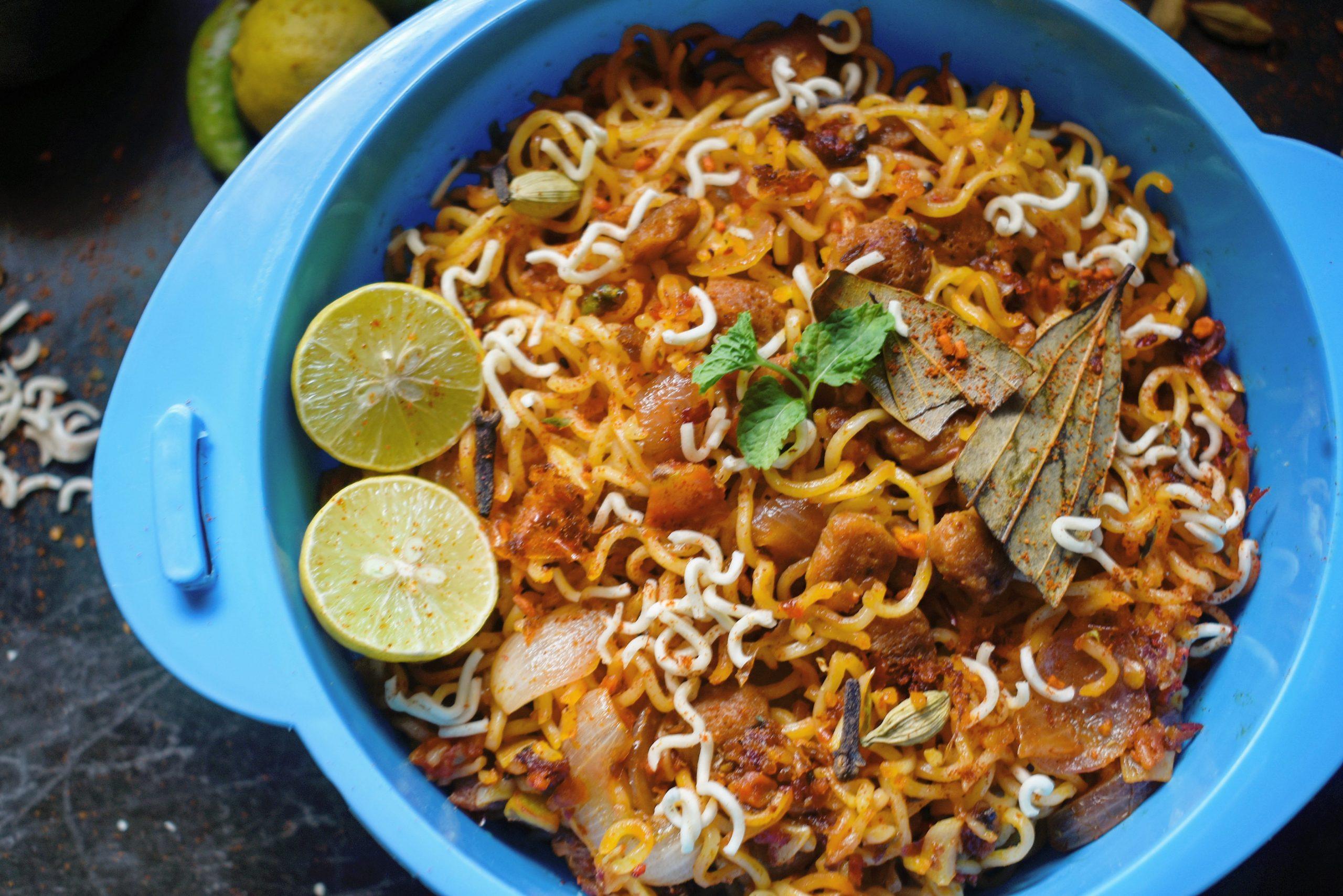 Seasoned Noodles