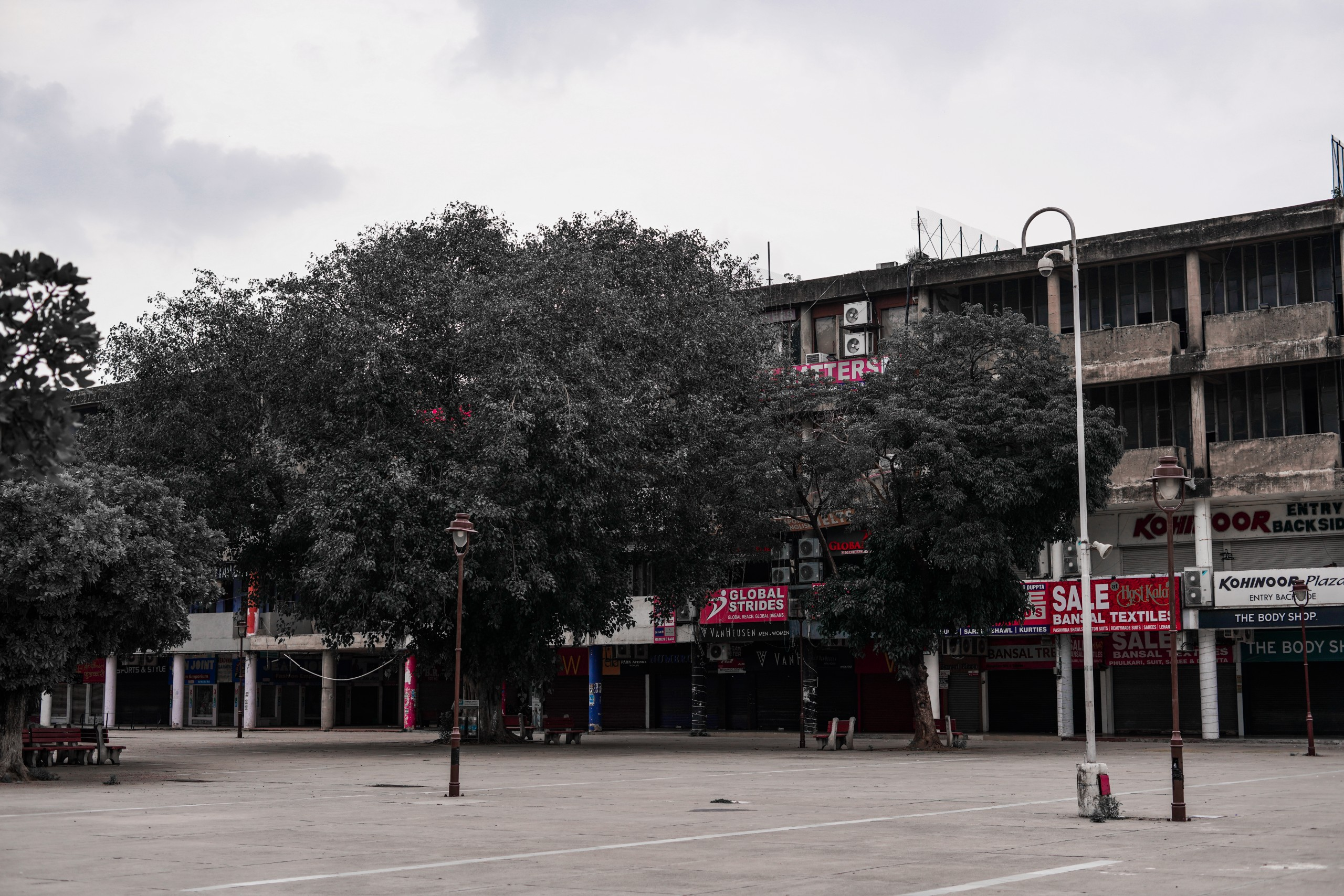 Sector 17 of Chandigarh