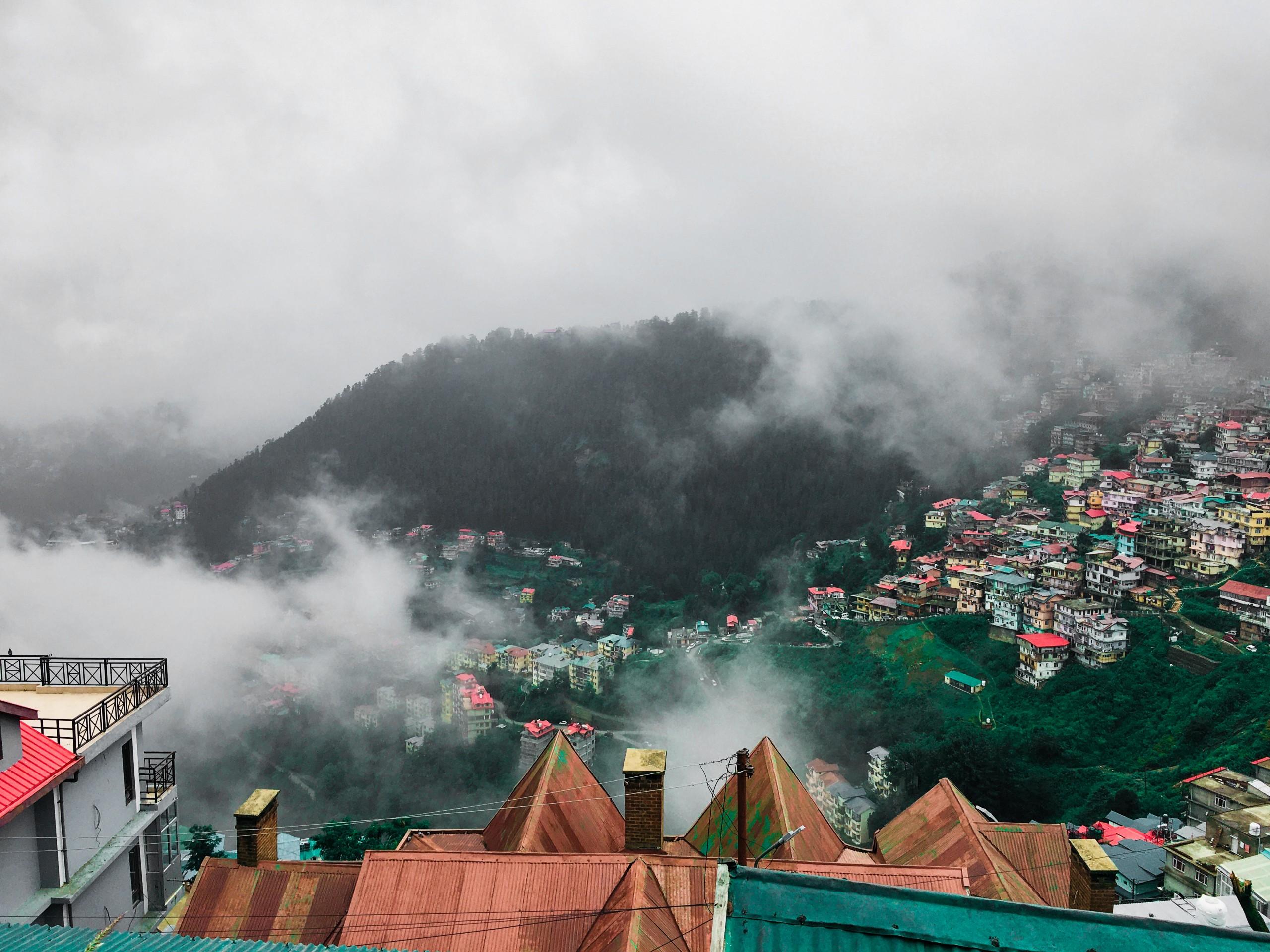 Shimla City View