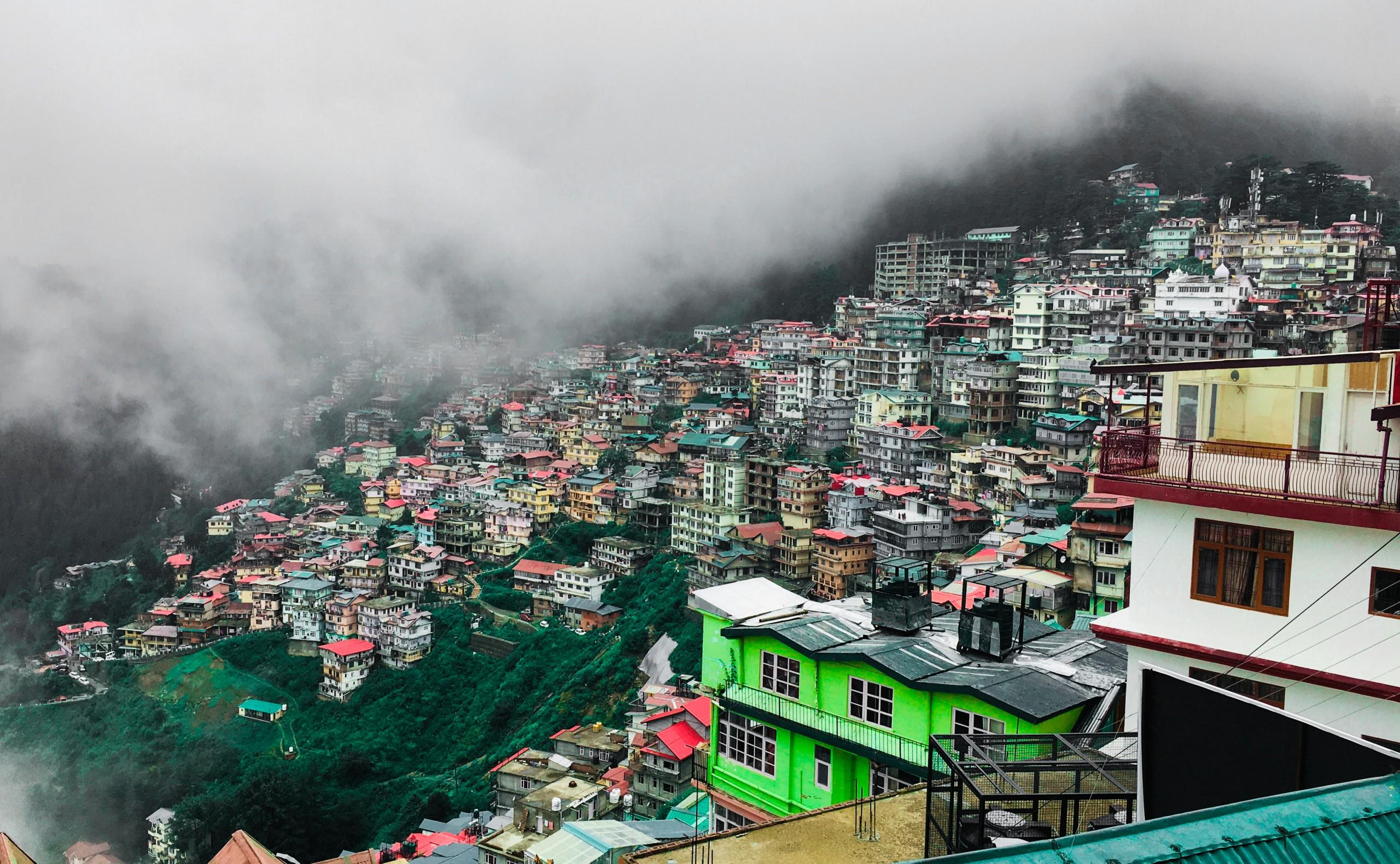 Shimla homes