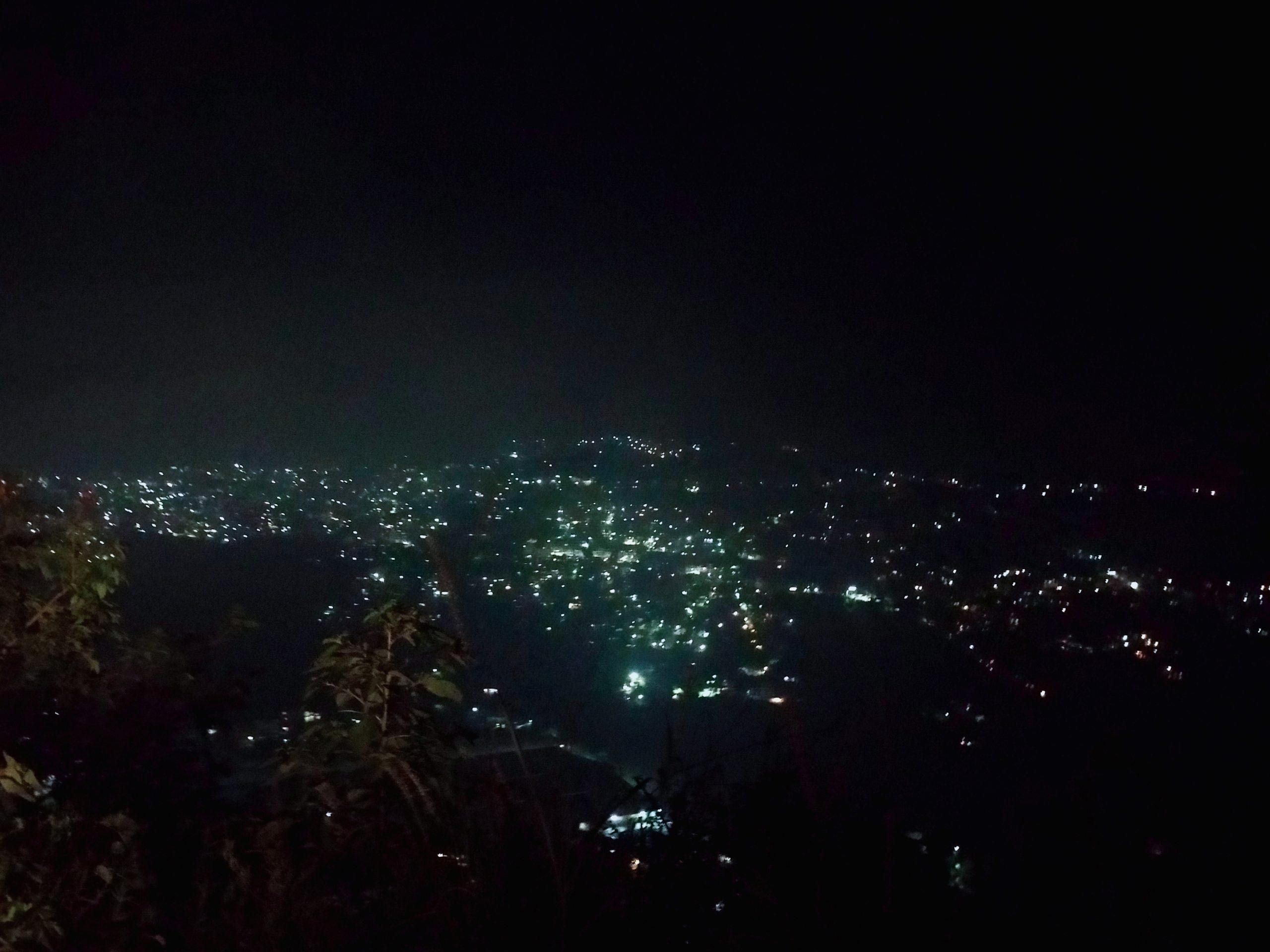 Solan Night View
