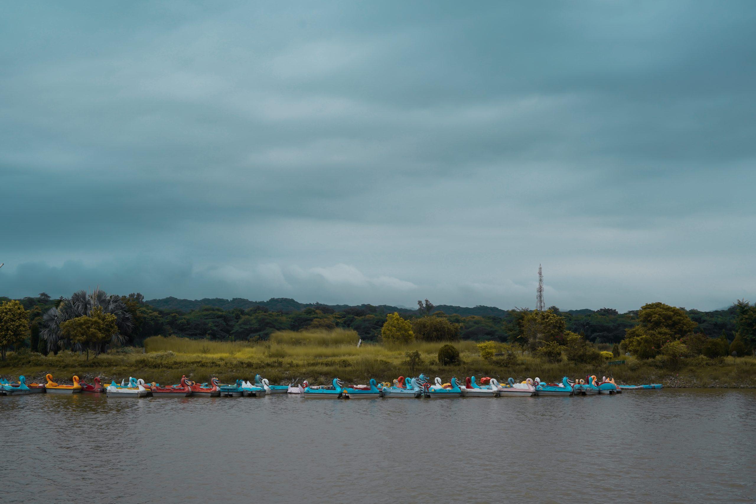 Sukhna Lake View