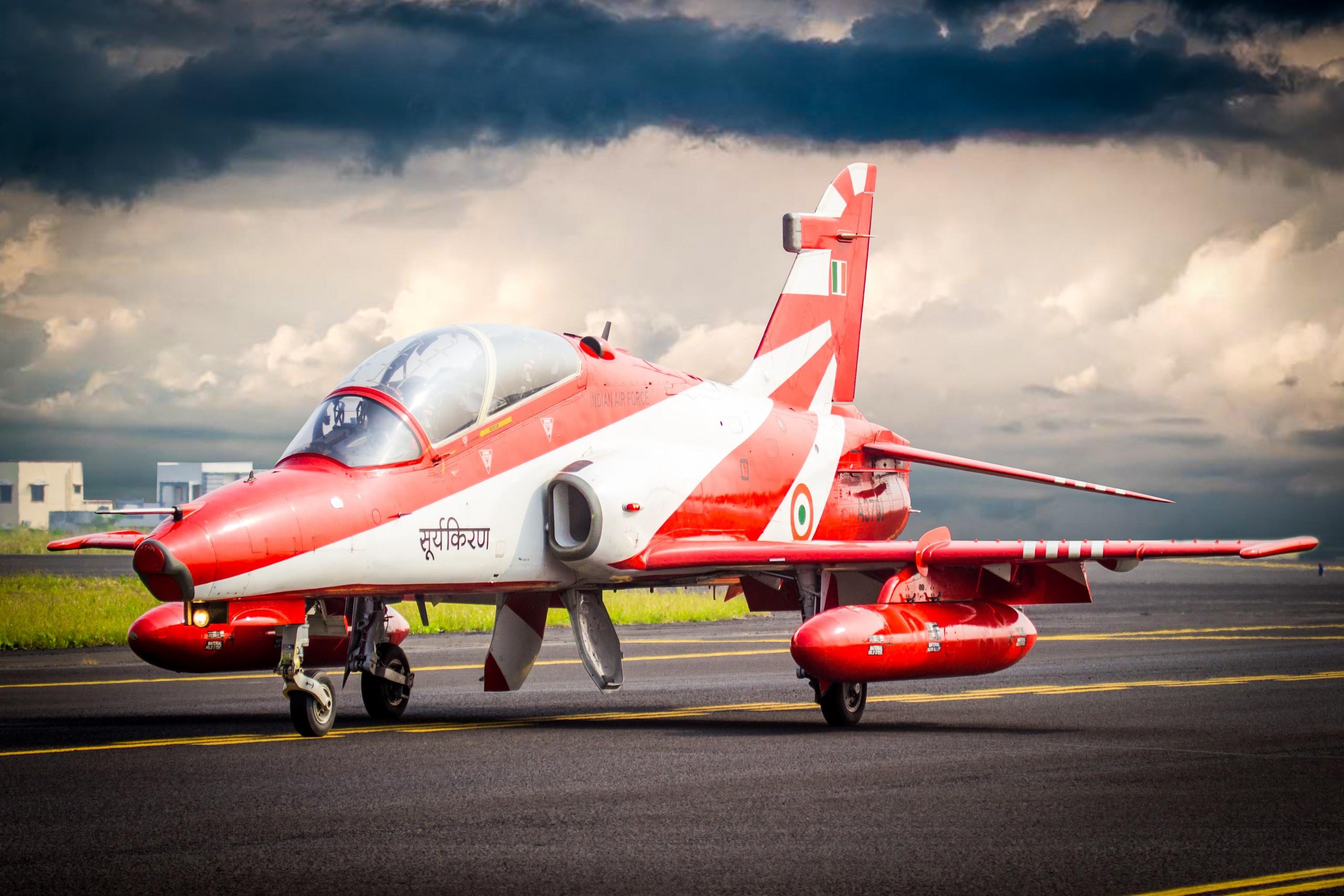 Suryakiran aircraft of Indian Air Force