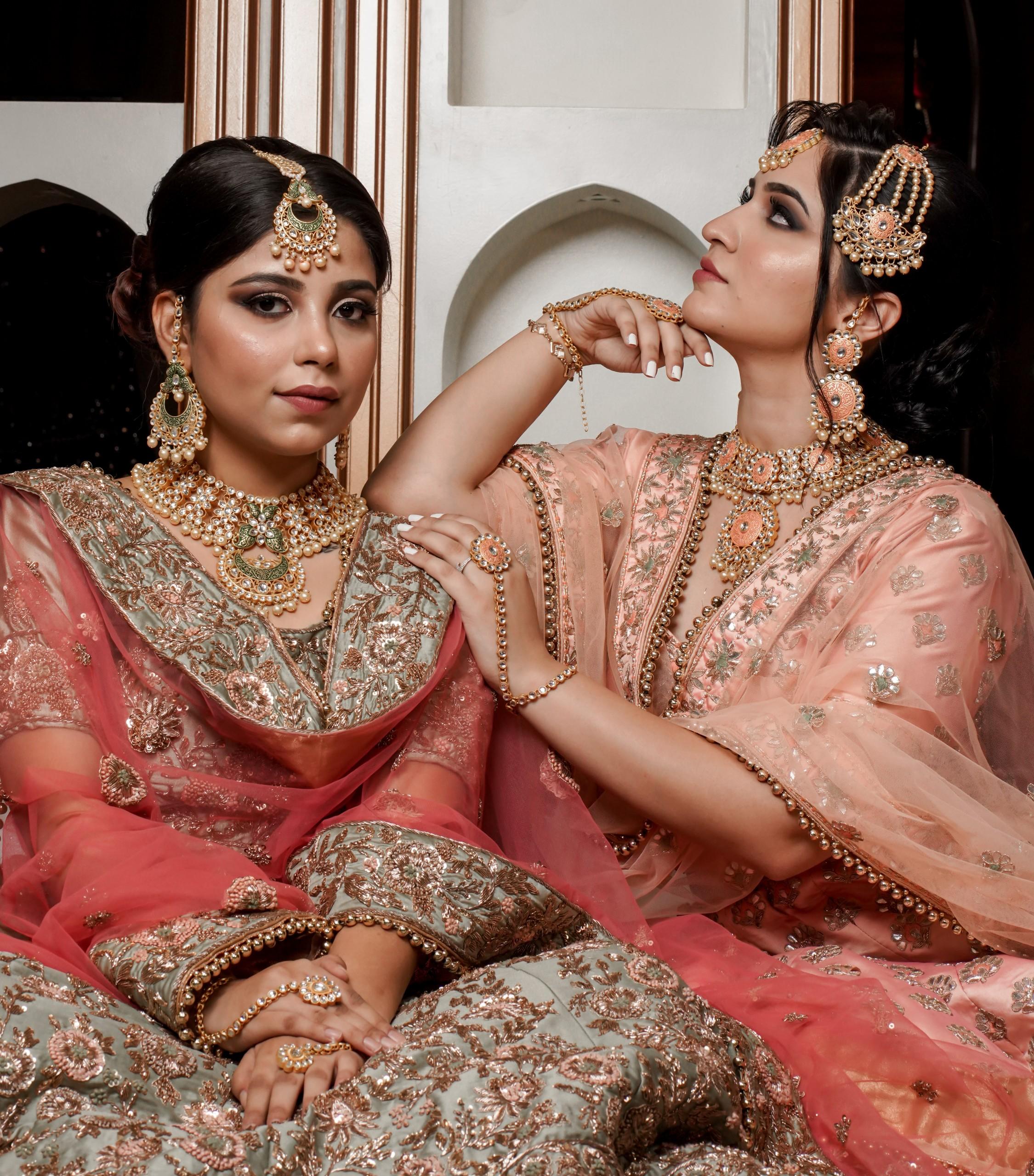 Beautiful Indian culture girls