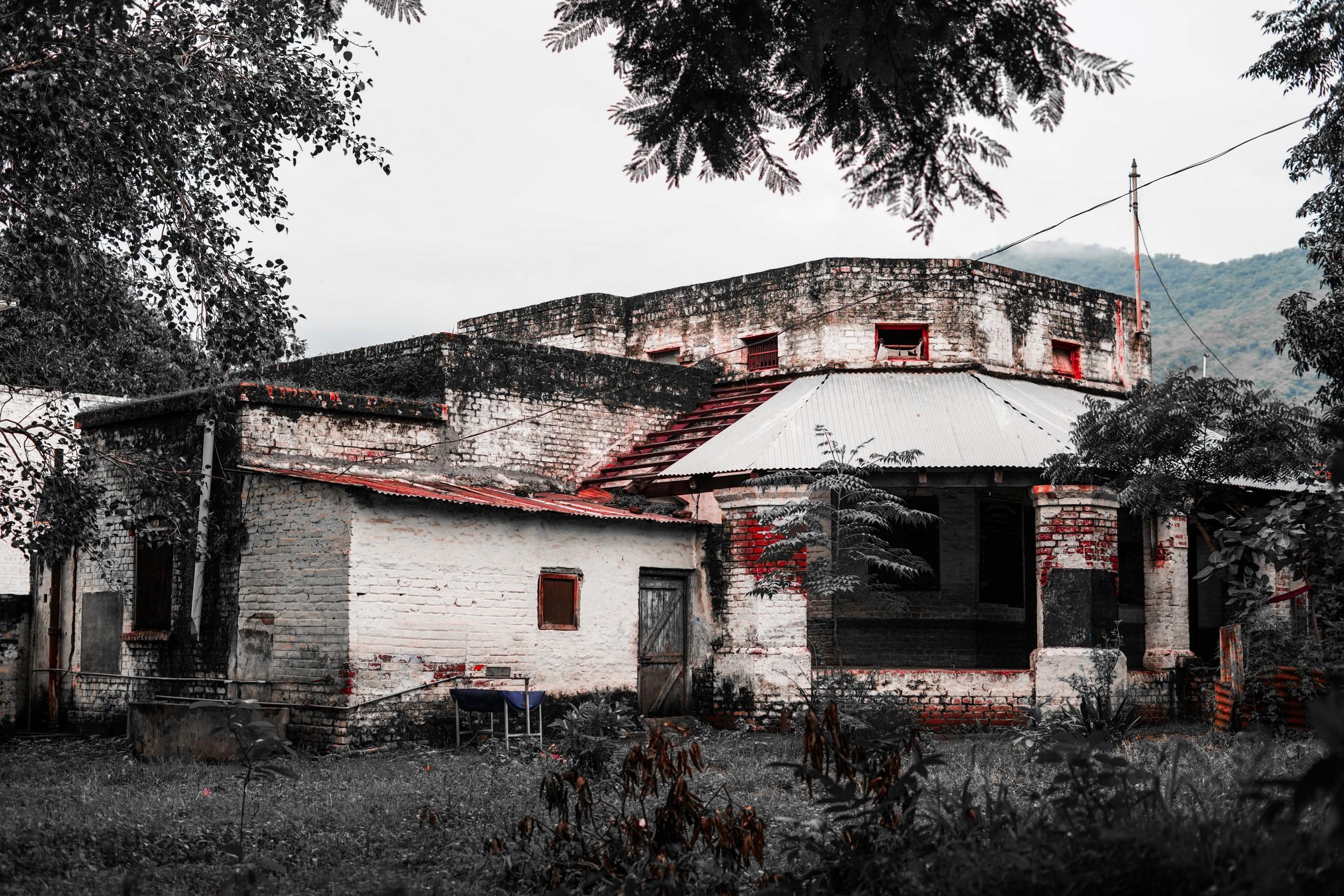 Vintage Old Home