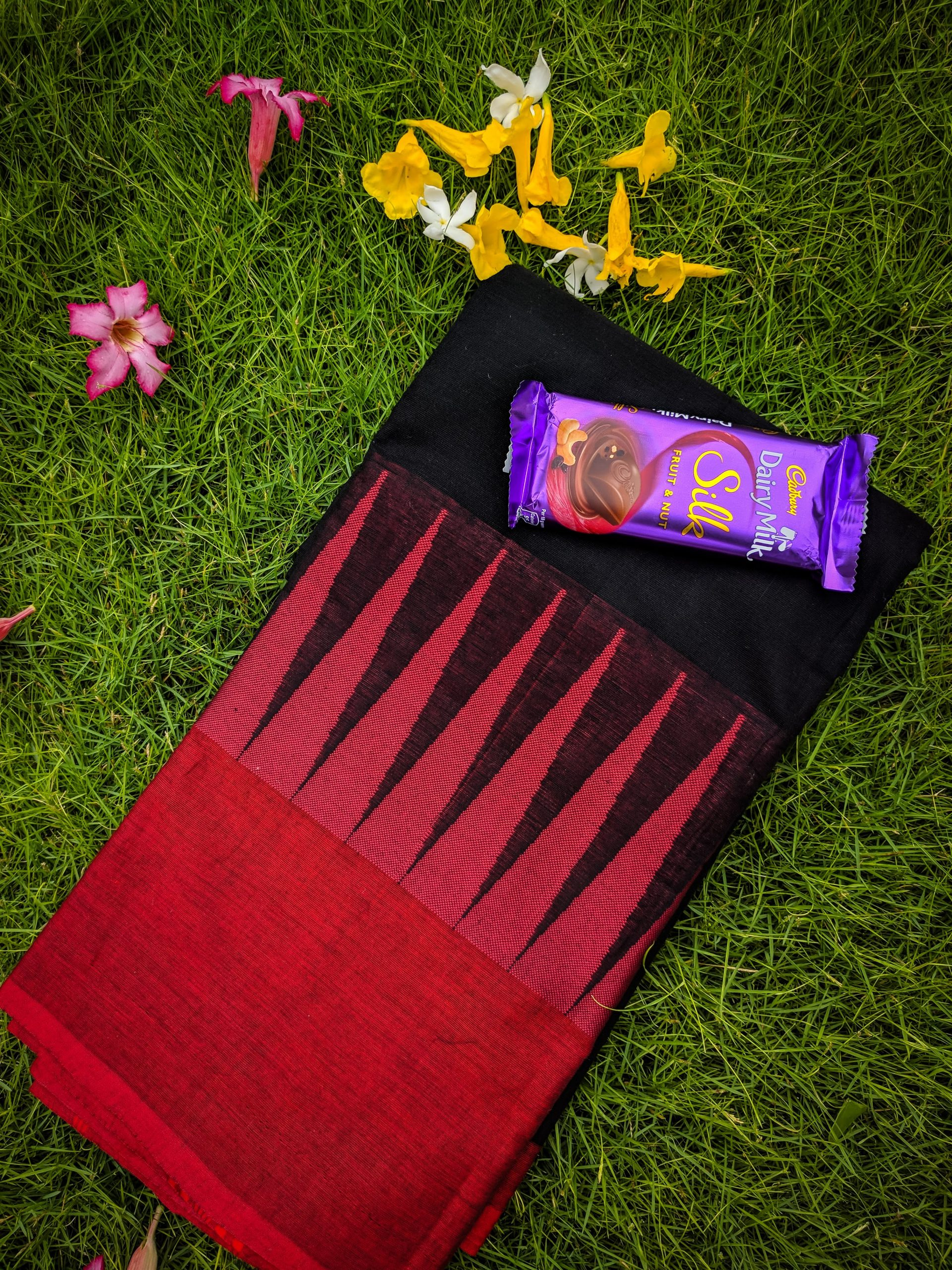 A Chocolate pack on a cloth