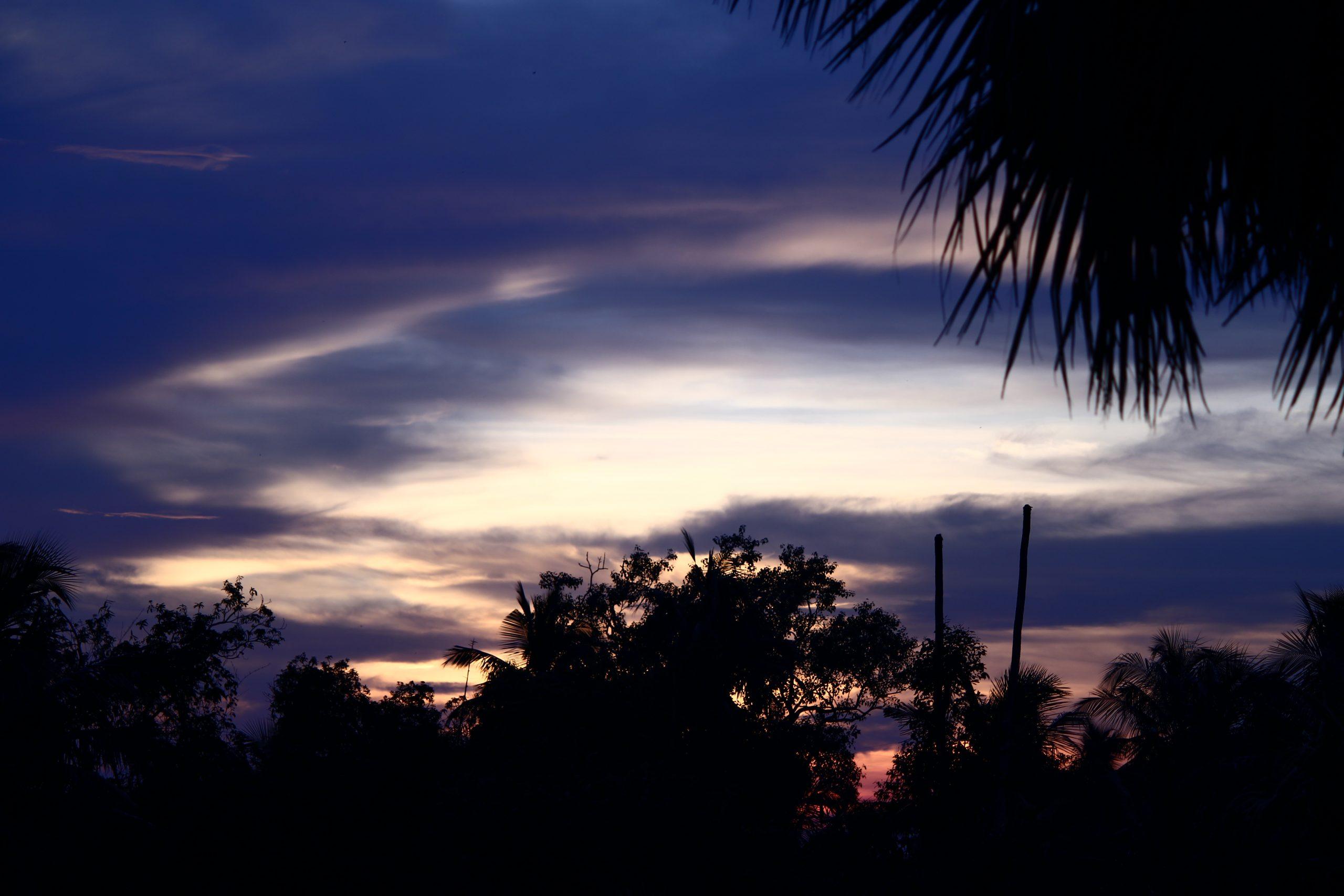 A Dawn Scenery