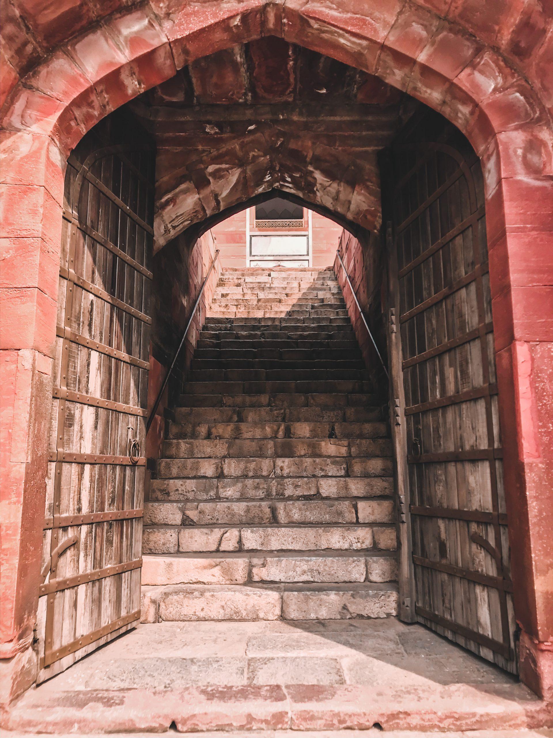 A Historic Gate