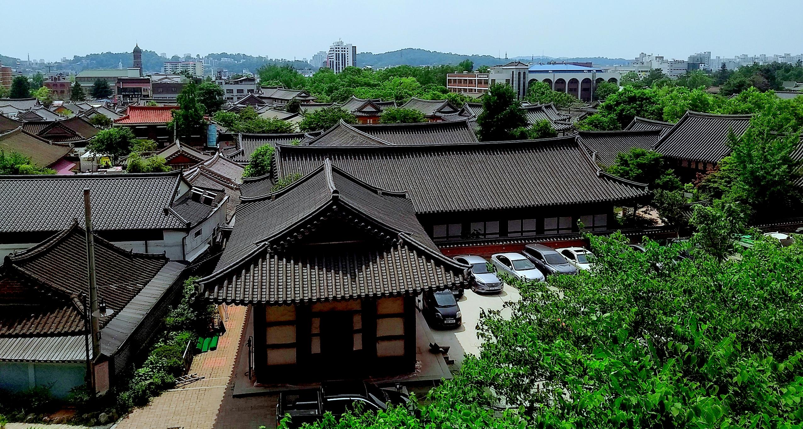 A village in Korea