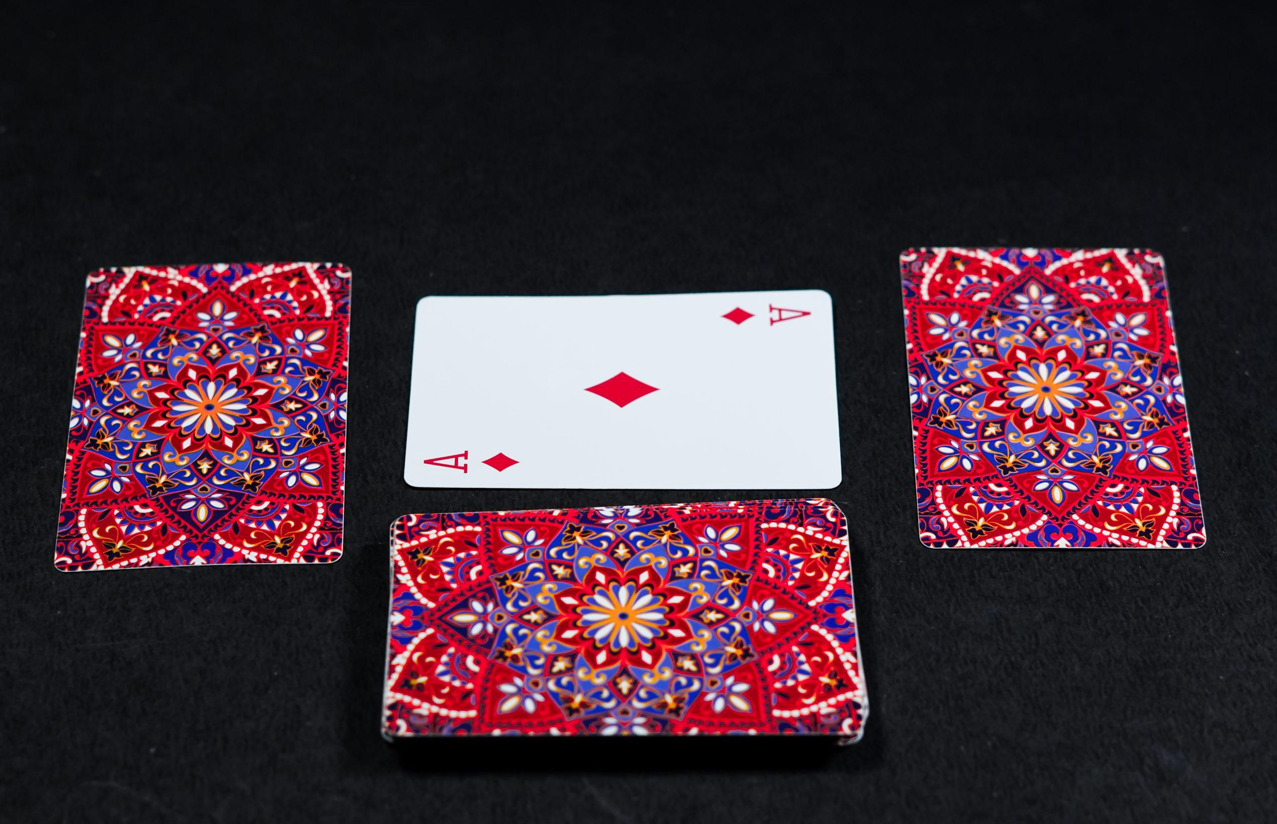Ace Card of Diamond