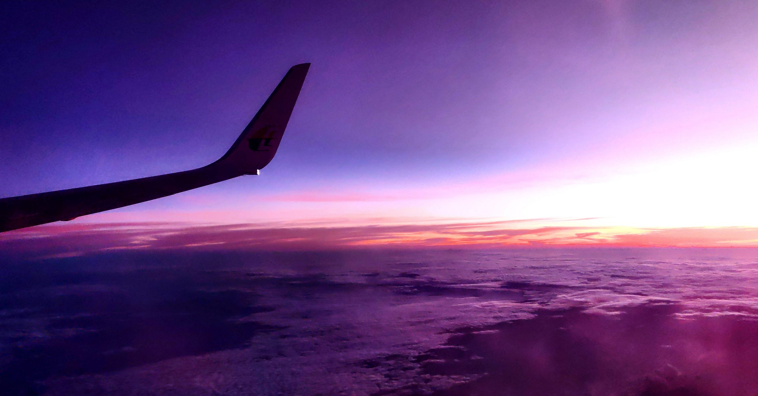 Airplane wingtip